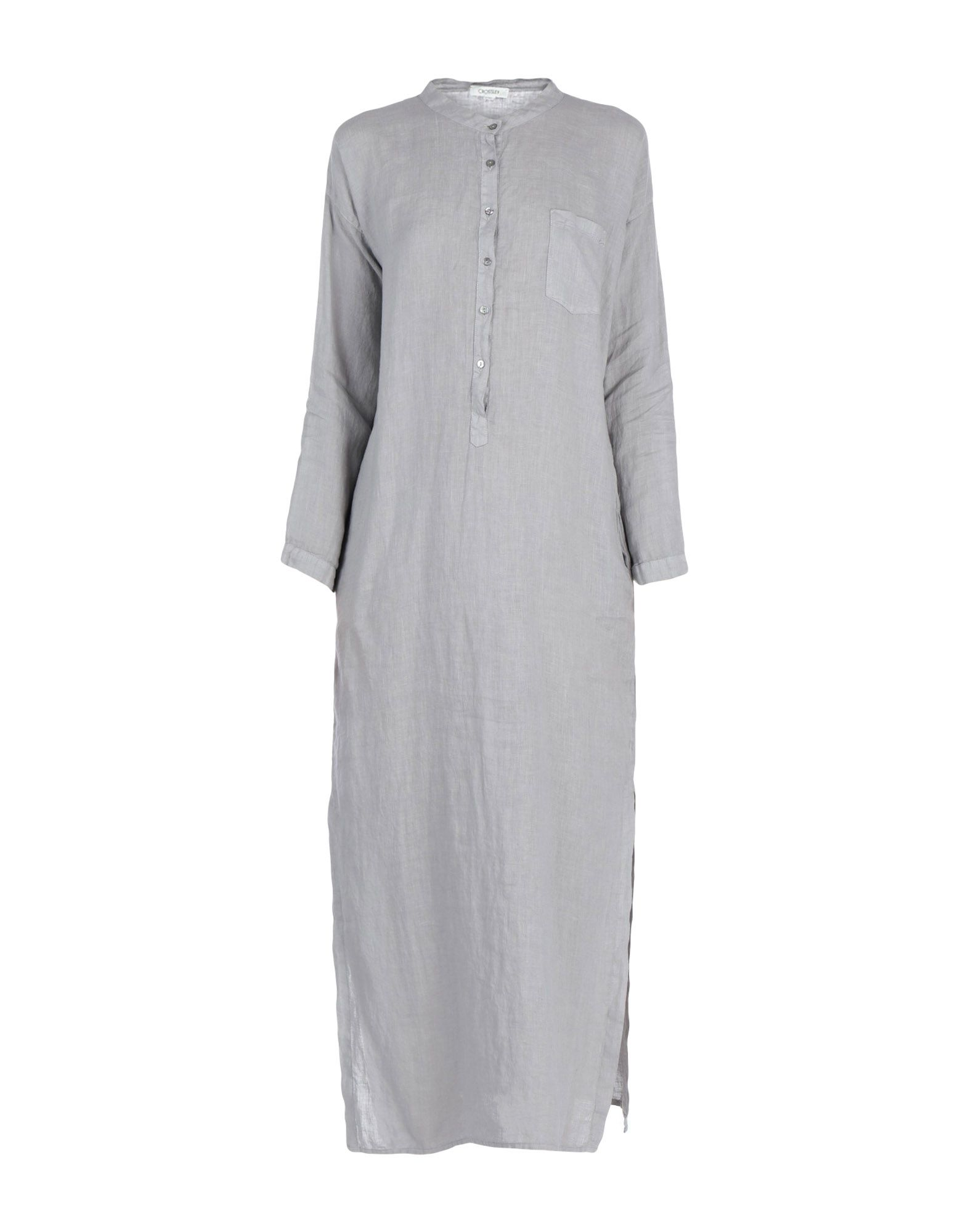 CROSSLEY Длинное платье платье рубашка fox yulia sway платье рубашка fox