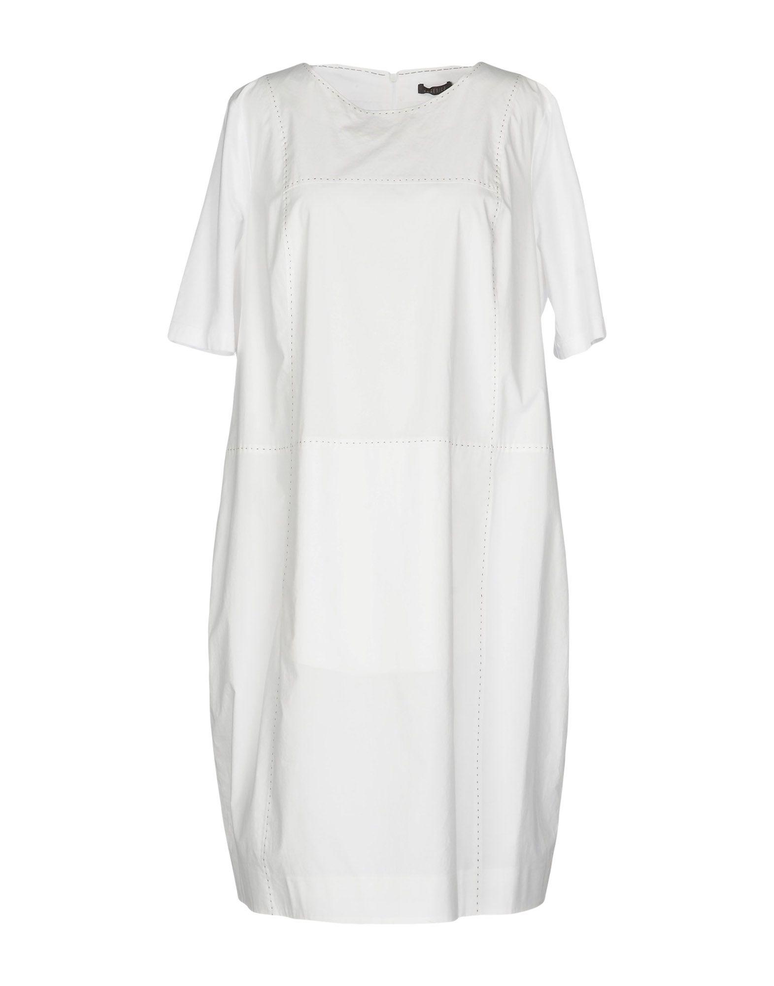 PESERICO Короткое платье lisa corti короткое платье