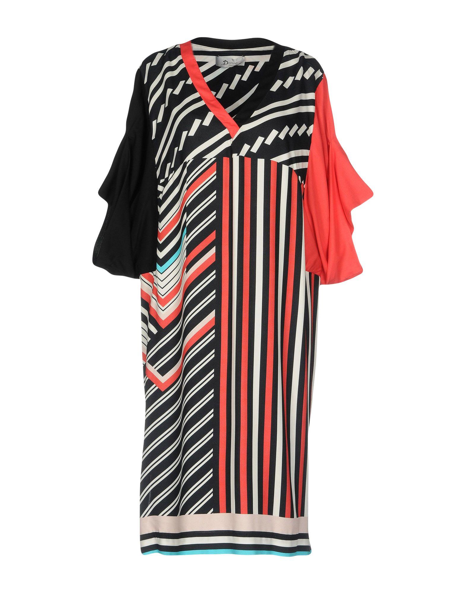 SEVERI DARLING Короткое платье darling короткое платье