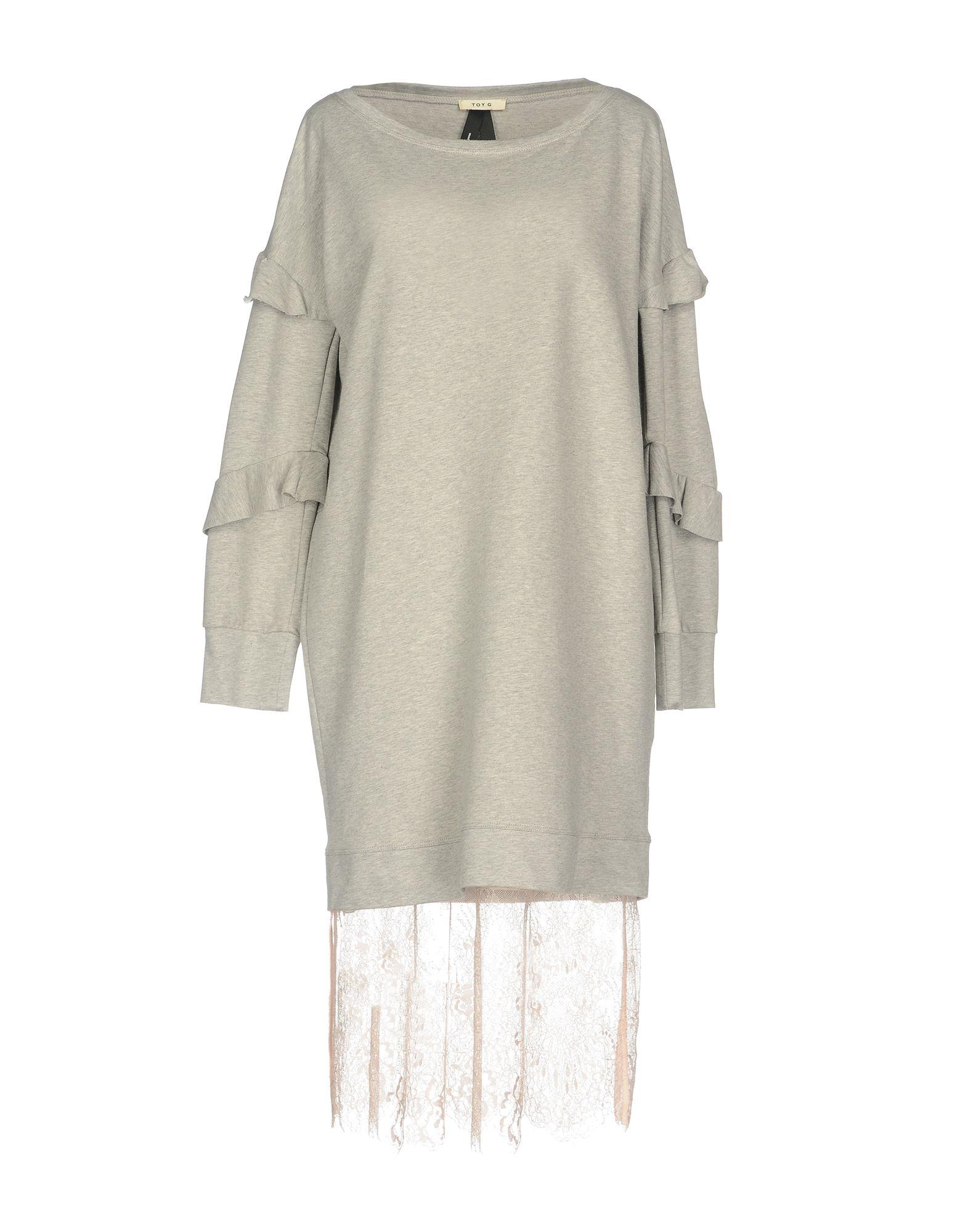 TOY G. Платье до колена anais gillian комбинация