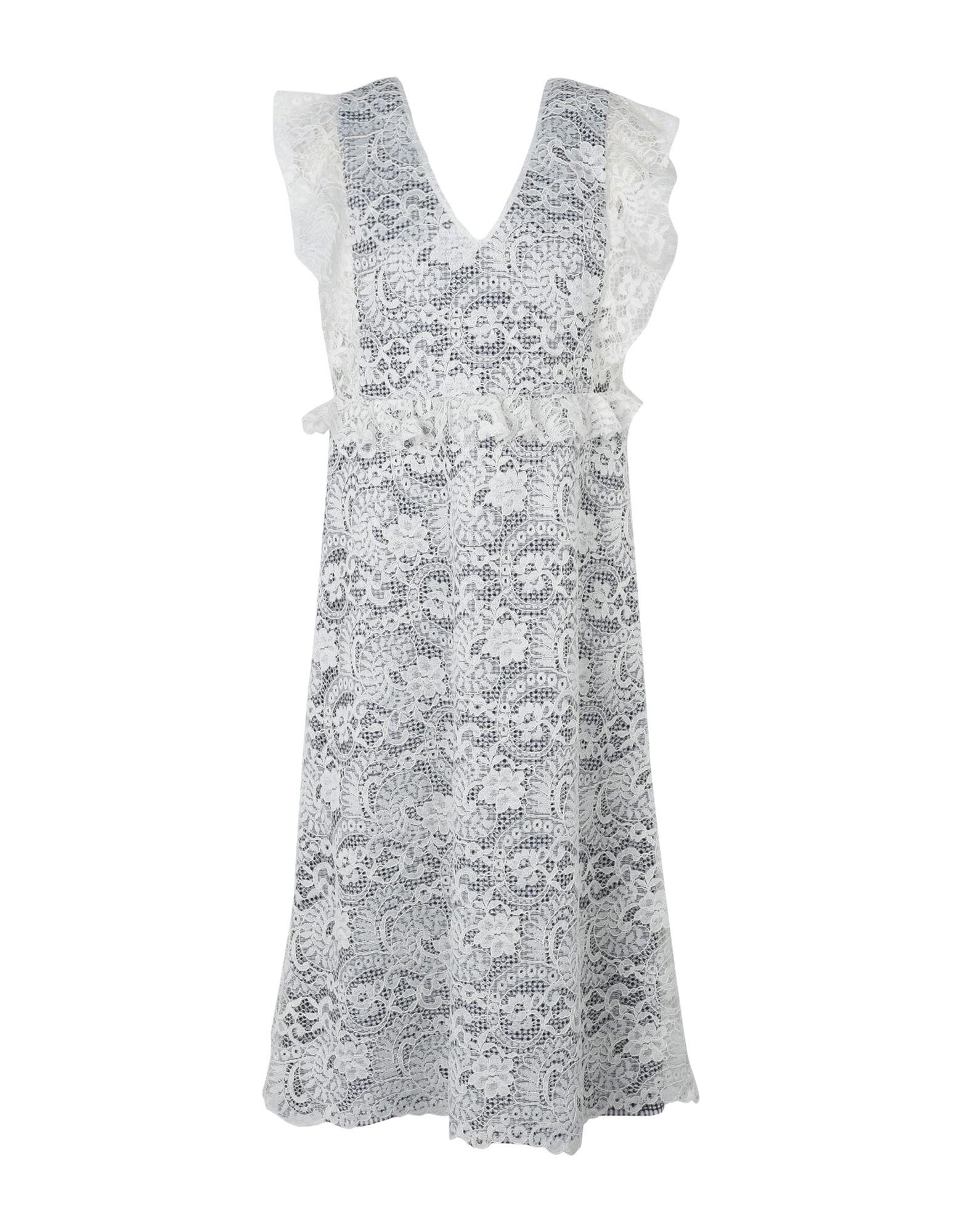 MARCHÉ_21 Платье длиной 3/4 lisa corti платье длиной 3 4
