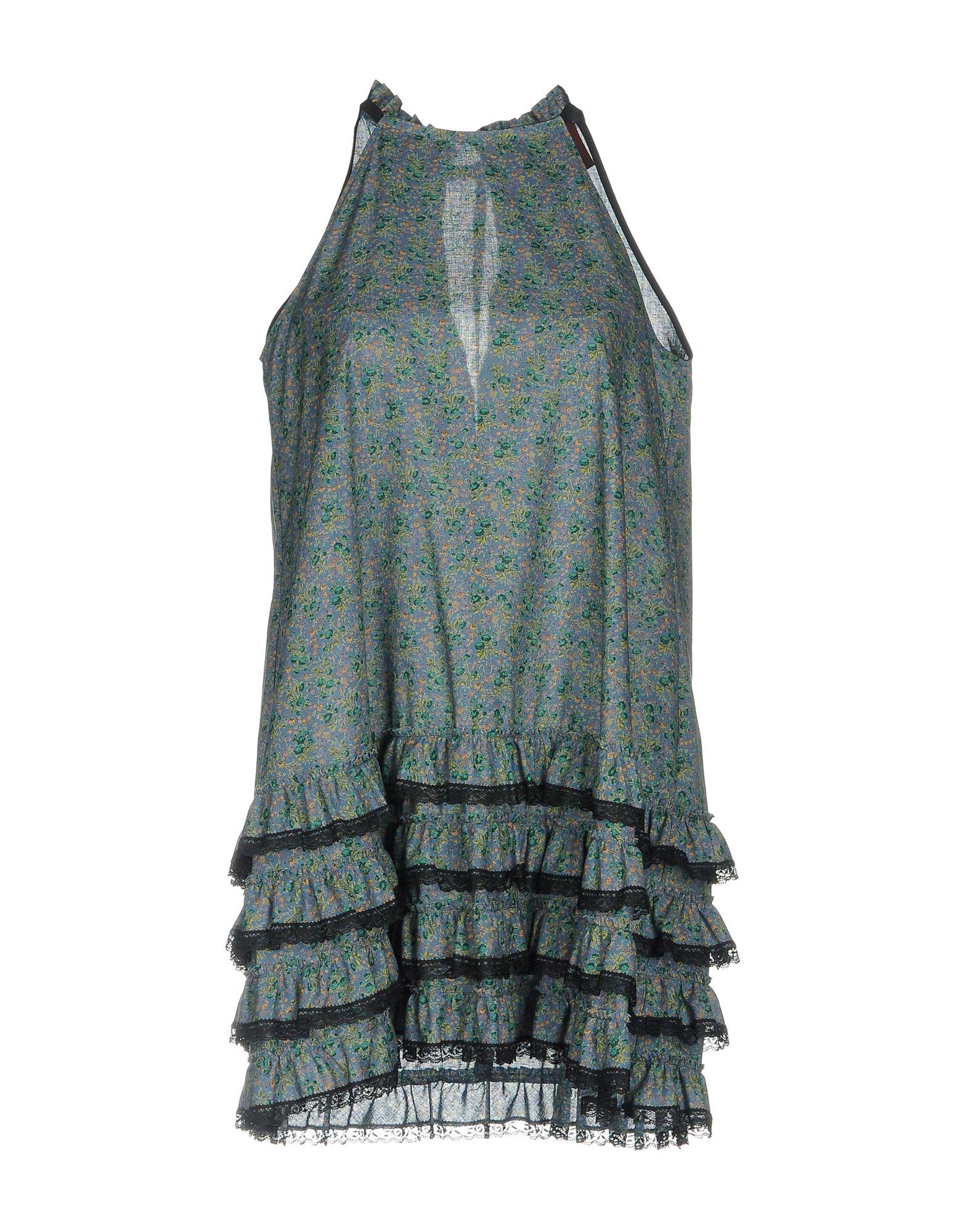 MARCHÉ_21 Короткое платье lisa corti короткое платье