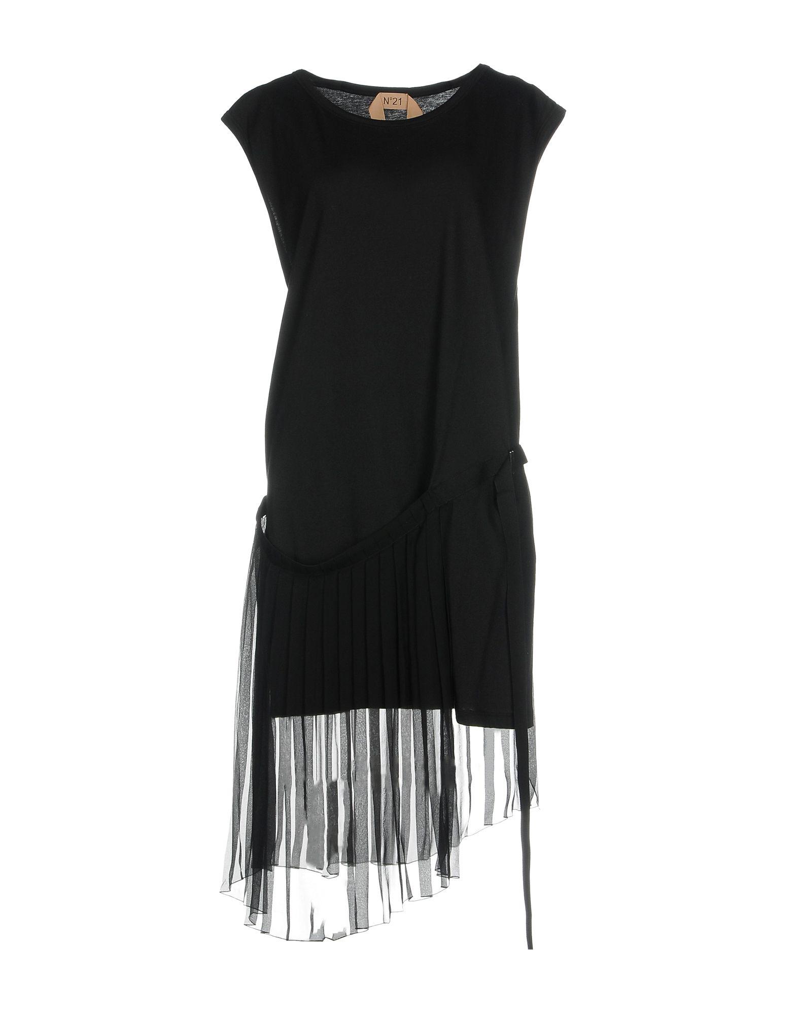 N° 21 Платье до колена