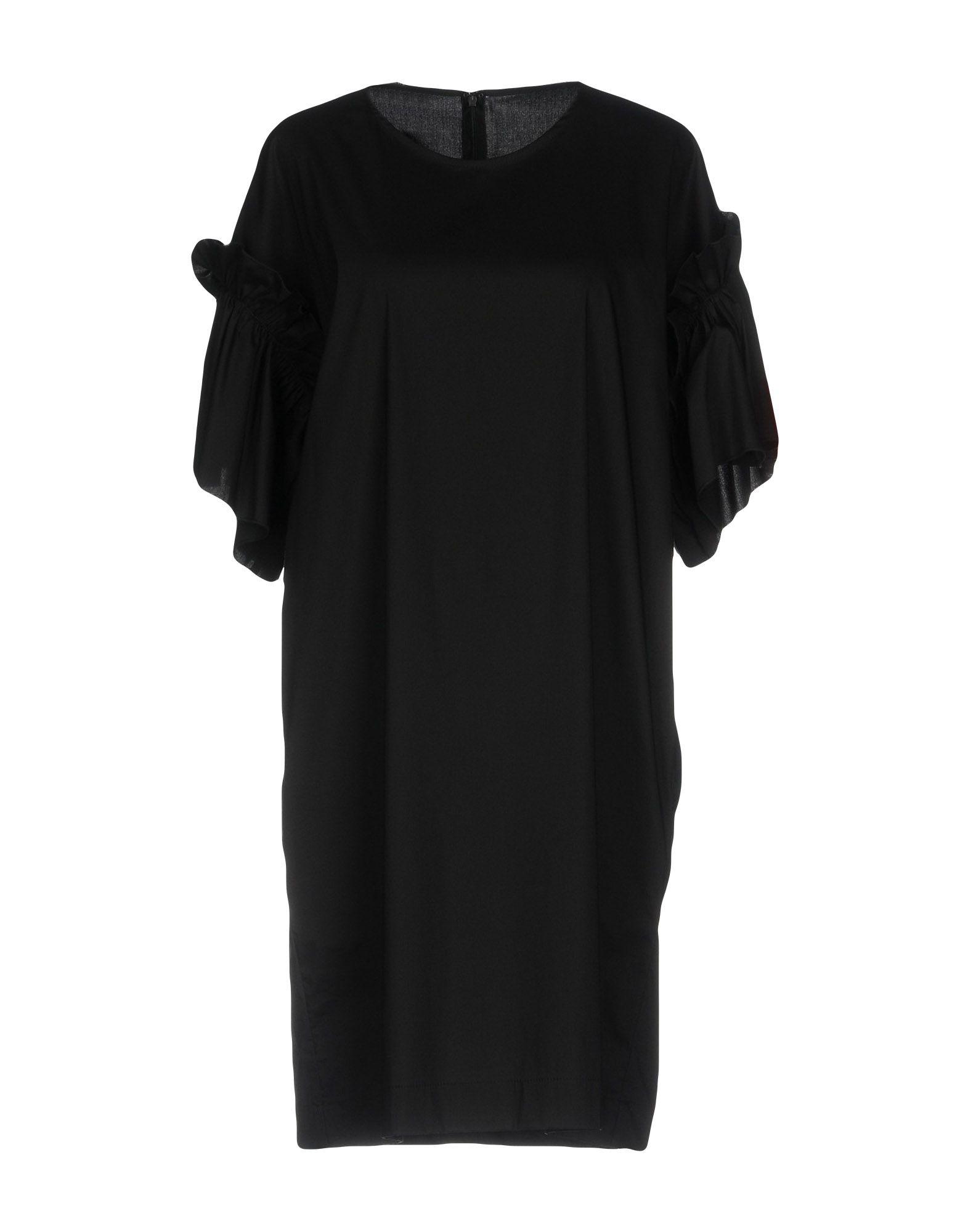 LA FABRIQUE Короткое платье la fabrique юбка длиной 3 4