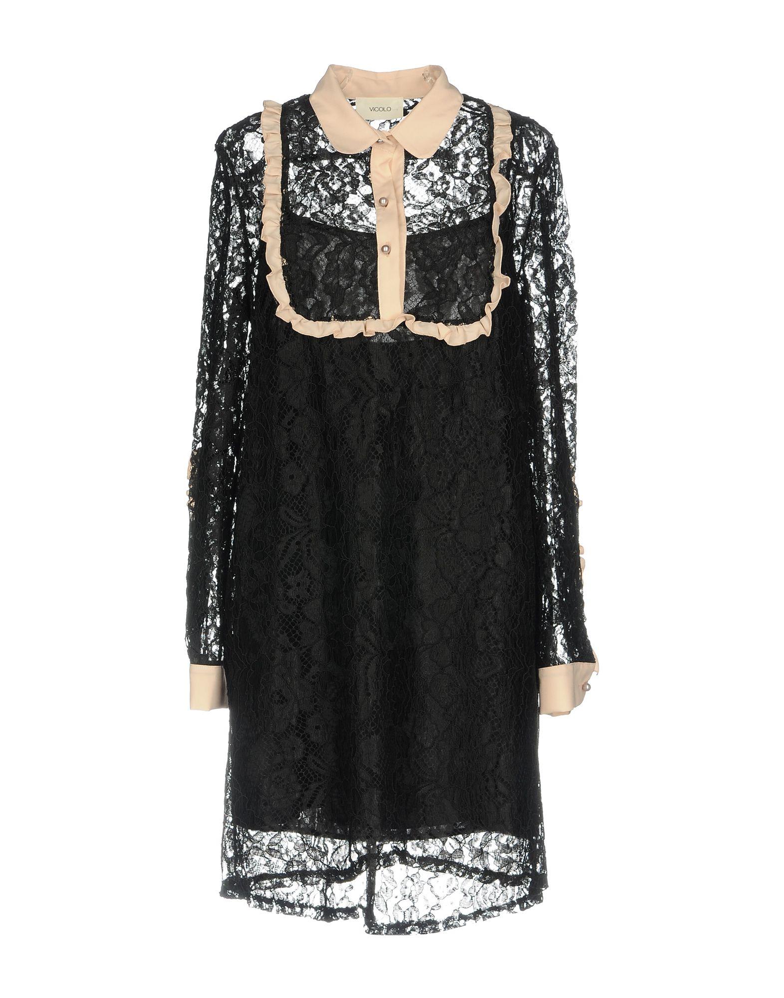 VICOLO Короткое платье petri короткое платье