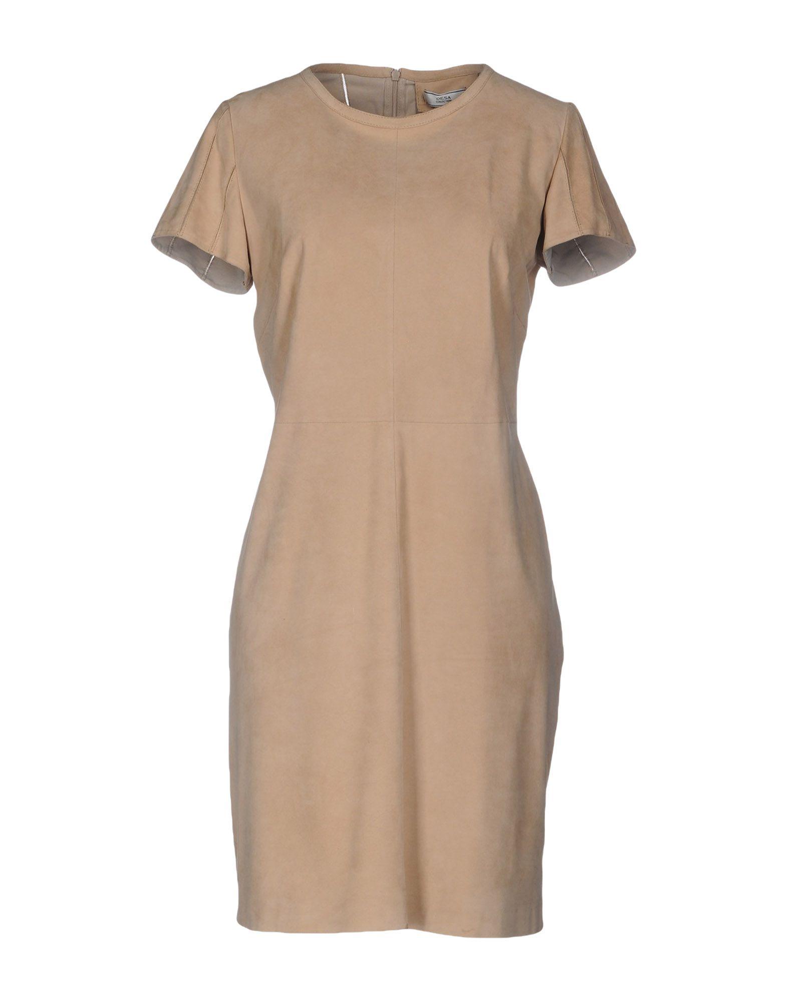 DESA COLLECTION Короткое платье