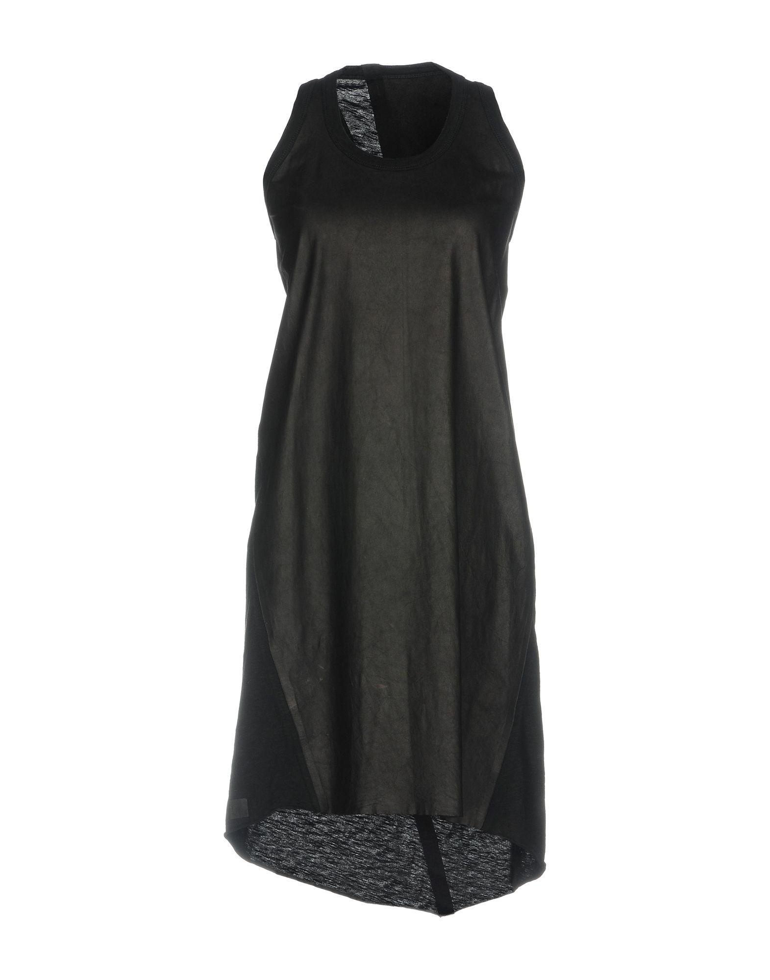 ISAAC SELLAM EXPERIENCE Платье до колена isaac sellam experience жилеты удлиненные