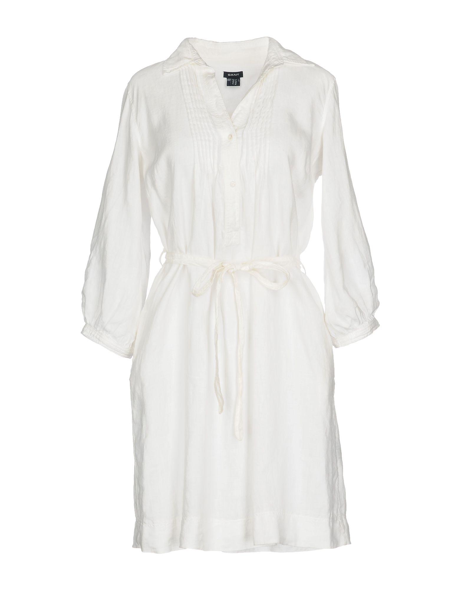 GANT Короткое платье gant часы gant w70471 коллекция crofton