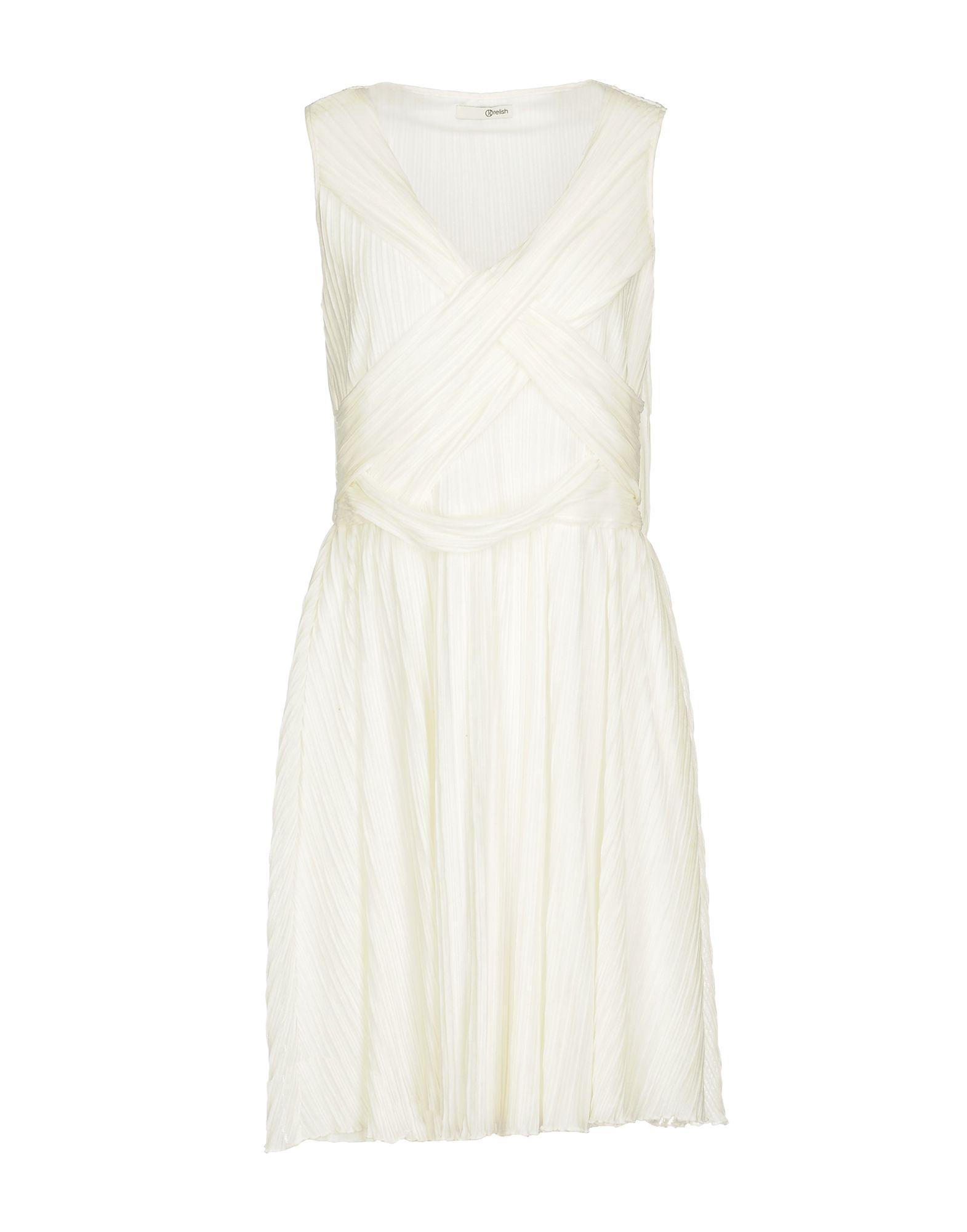 RELISH Короткое платье платье