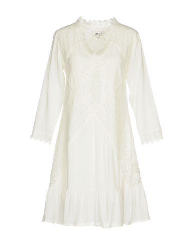 Купить Женское короткое платье DRY LAKE. белого цвета