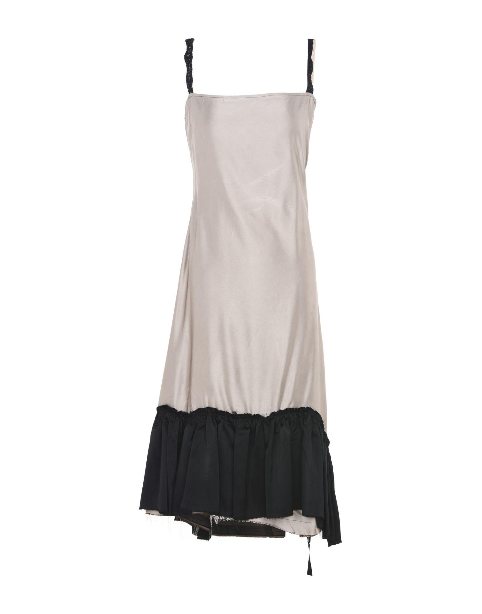 MISSOTTEN Платье длиной 3/4 lisa corti платье длиной 3 4