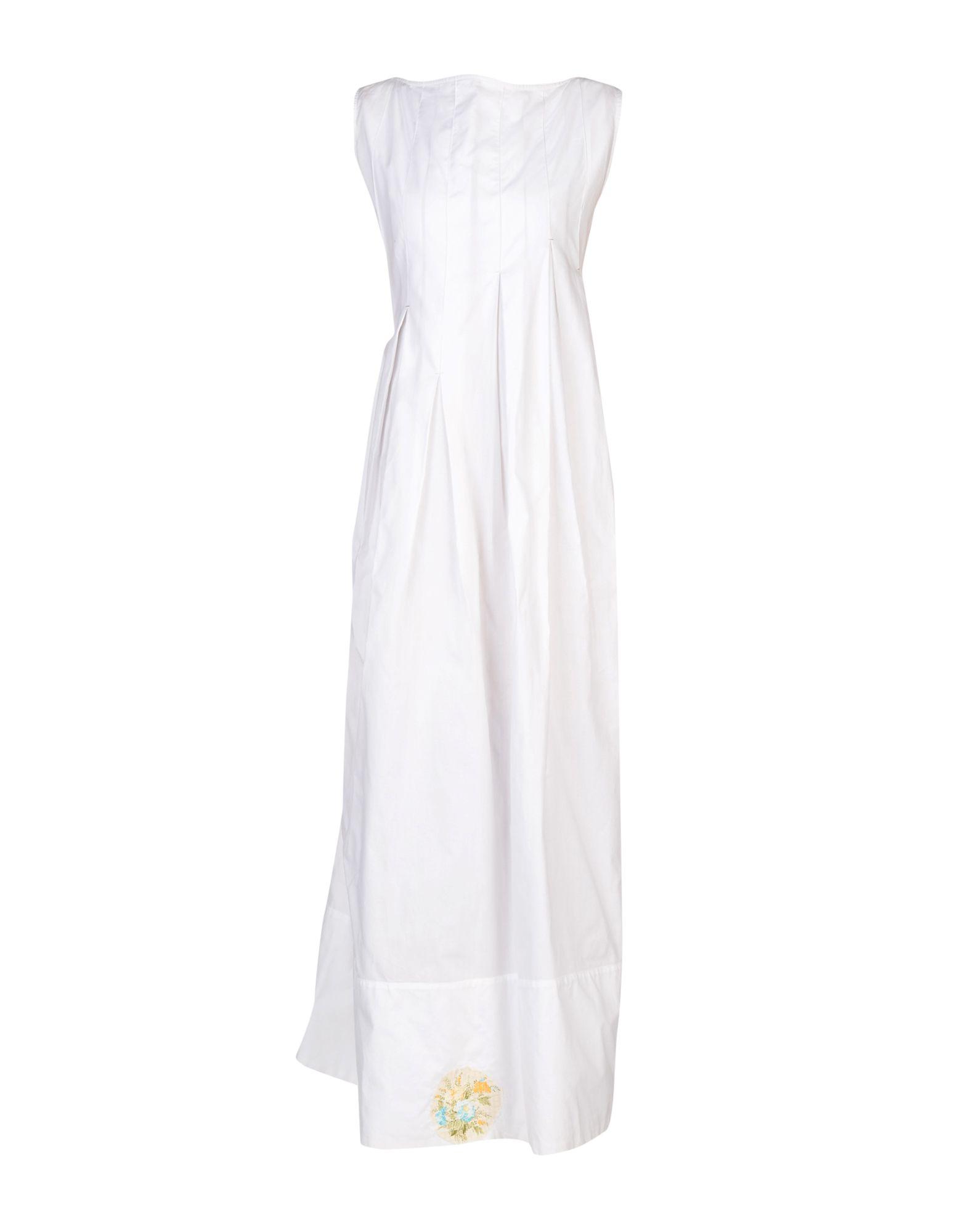 цена ANTONIO MARRAS Длинное платье онлайн в 2017 году