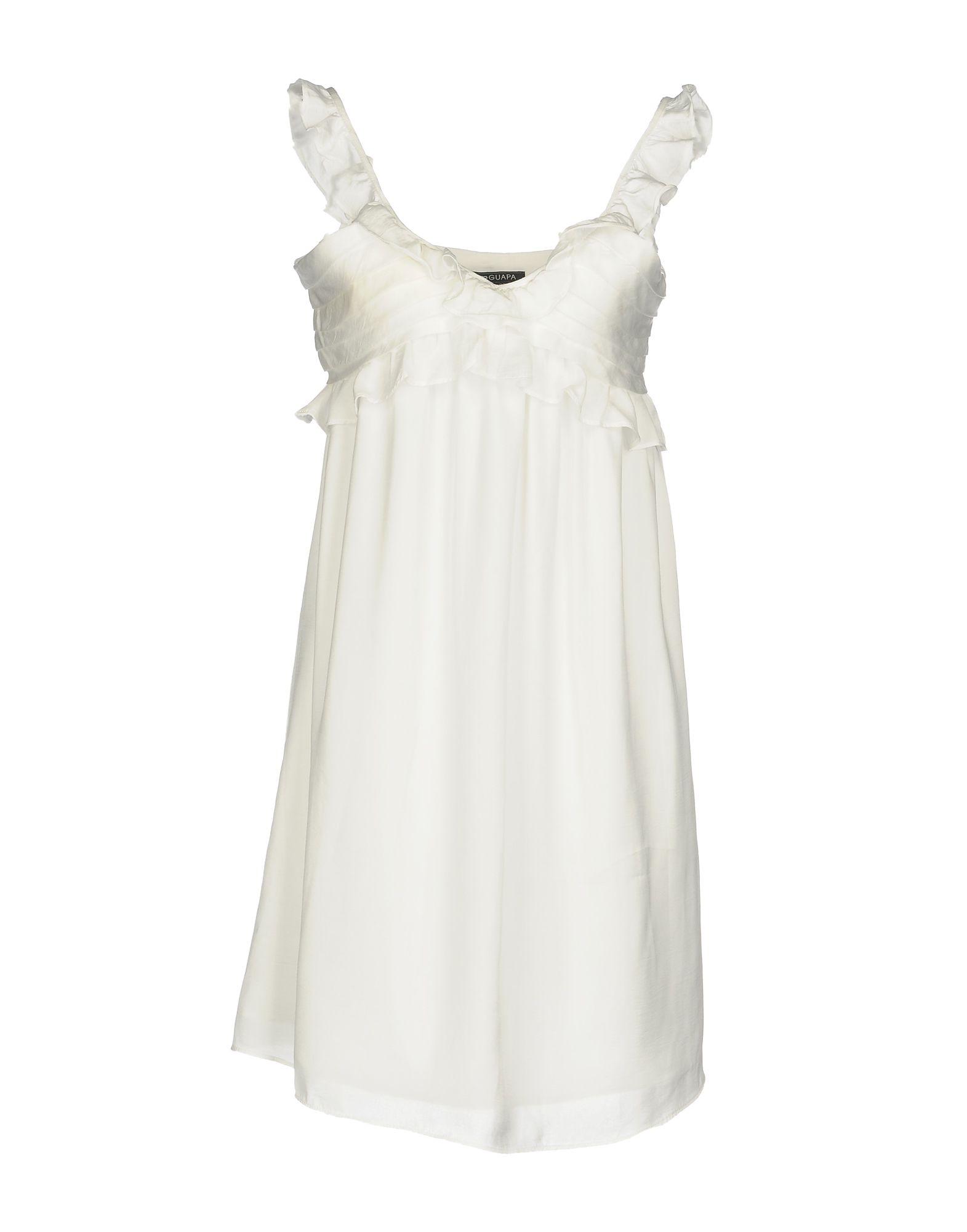 QUEGUAPA Короткое платье queguapa короткое платье