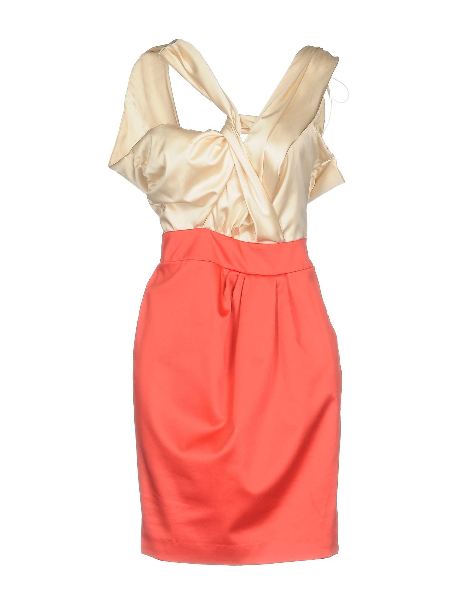 SHI 4 Короткое платье lacywear платье s 69 shi