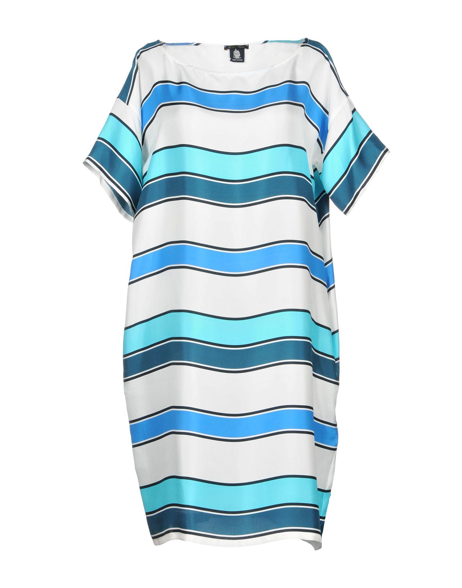 MARINA YACHTING Короткое платье блуза marina yachting b1 028 58626 00 65023 092