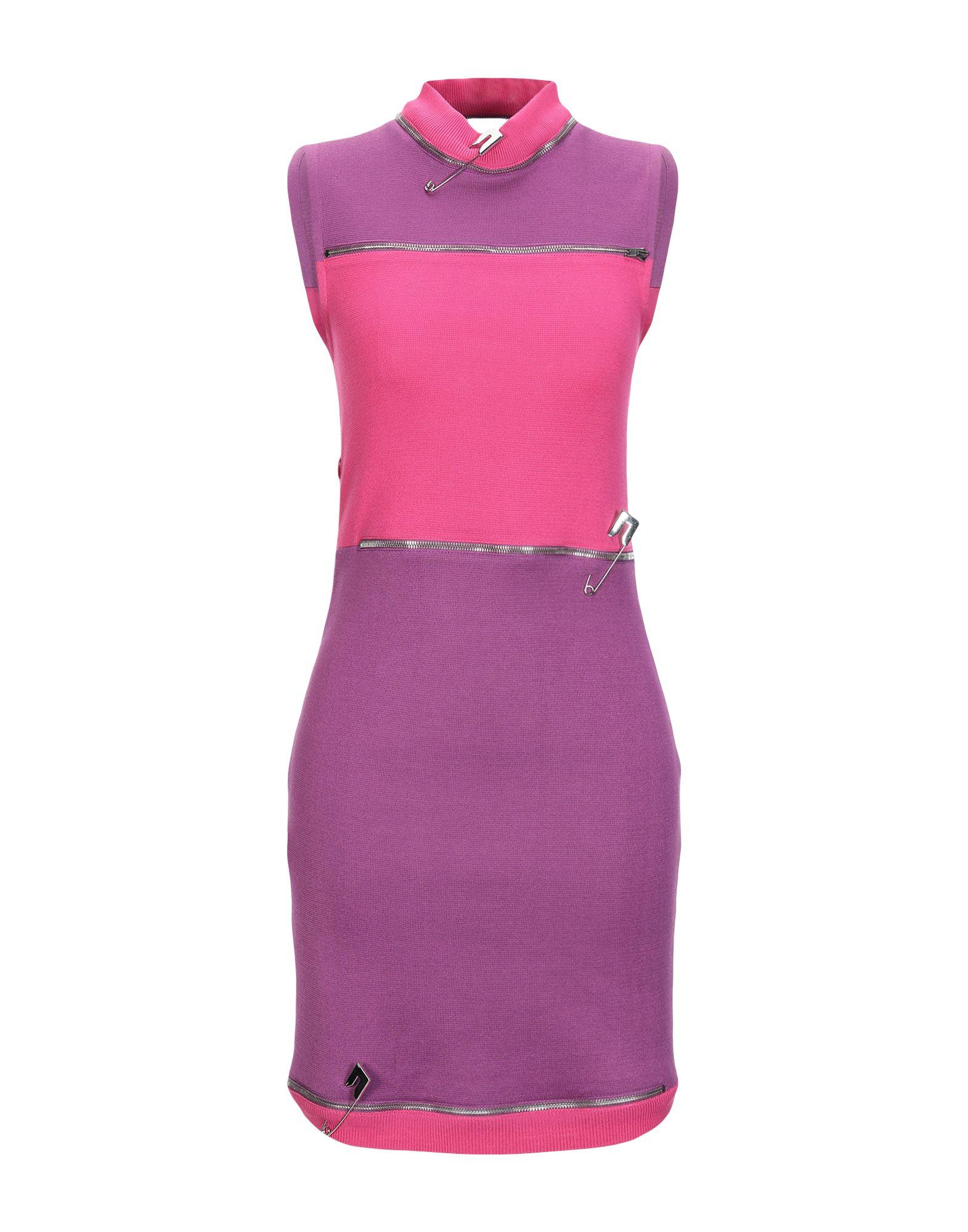 Фото - JEREMY SCOTT Короткое платье брошь blucome bijouteria esmaltes 7106100495