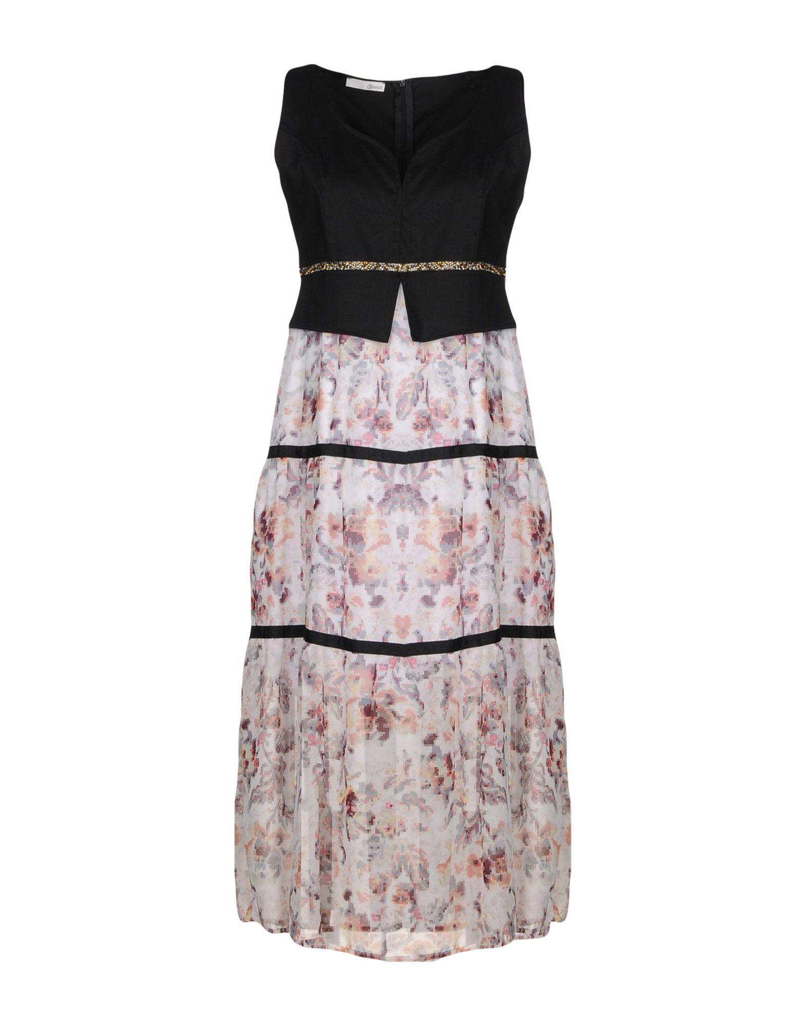 RELISH Платье до колена relish джемпер relish rdp602439001 1200