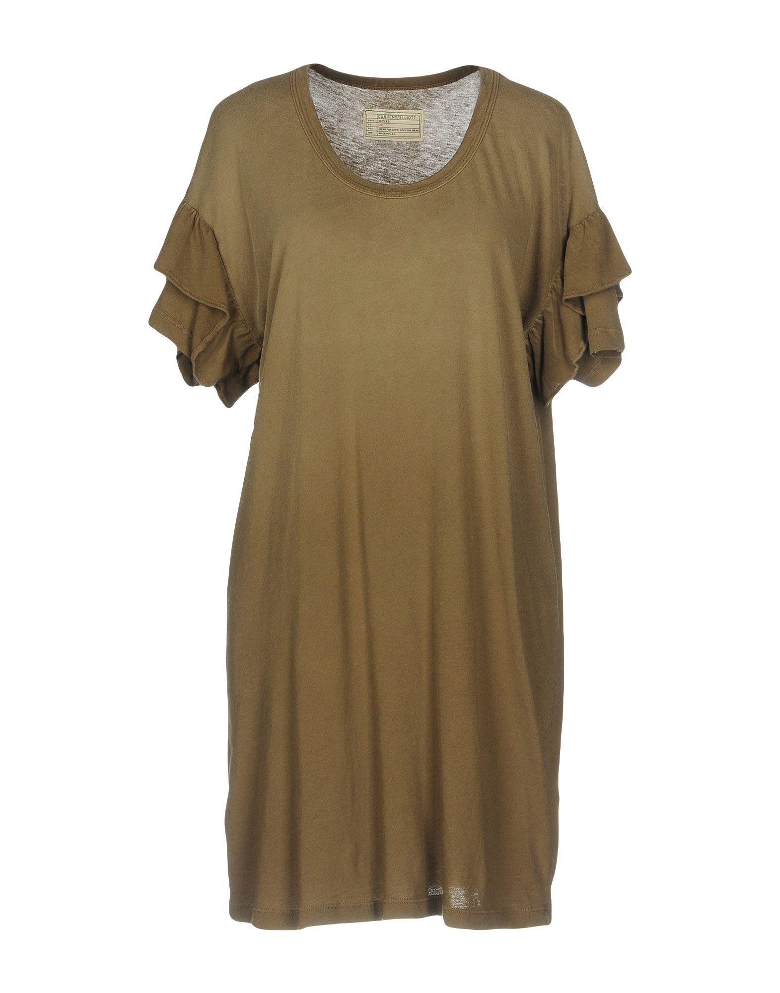 CURRENT/ELLIOTT Короткое платье lisa corti короткое платье