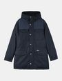ARMANI EXCHANGE PIECED FUNNELNECK COAT Jacket Man b