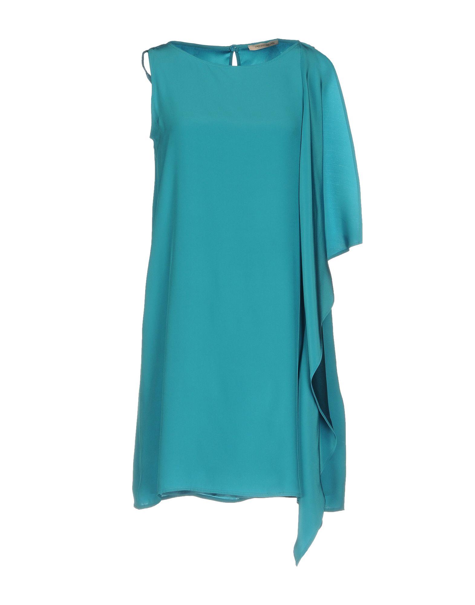 PENNYBLACK Короткое платье pennyblack топ без рукавов