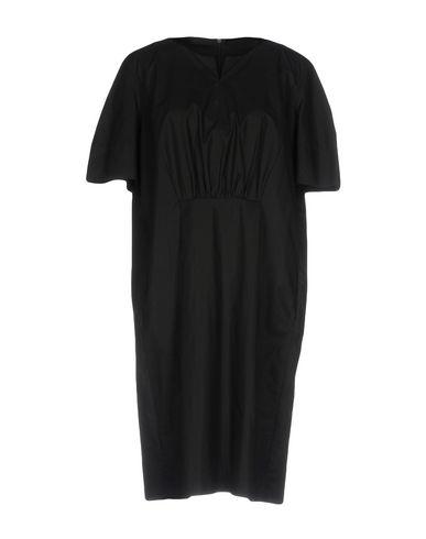 Фото - Женское короткое платье NOUVELLE FEMME черного цвета