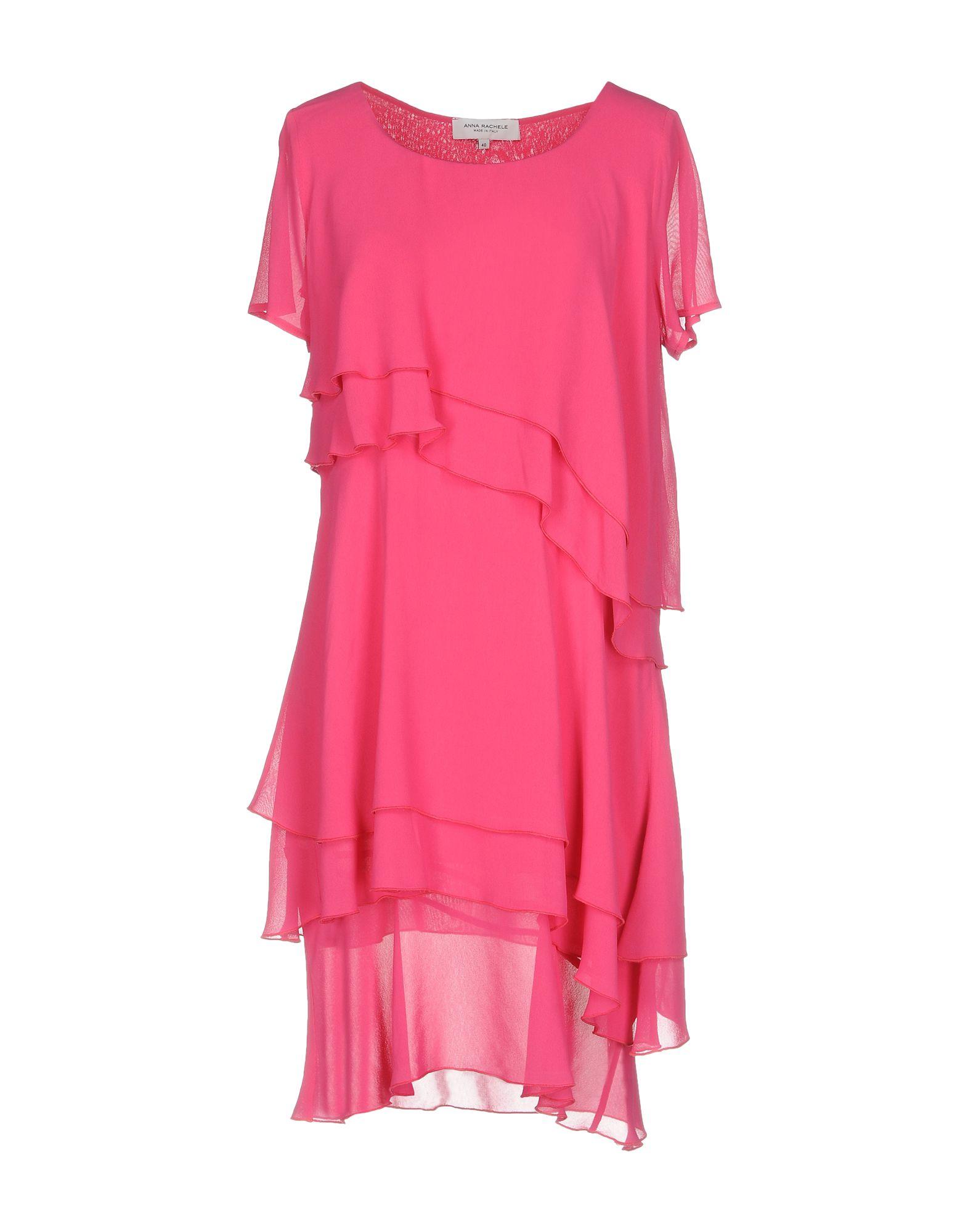 ANNA RACHELE Короткое платье платье