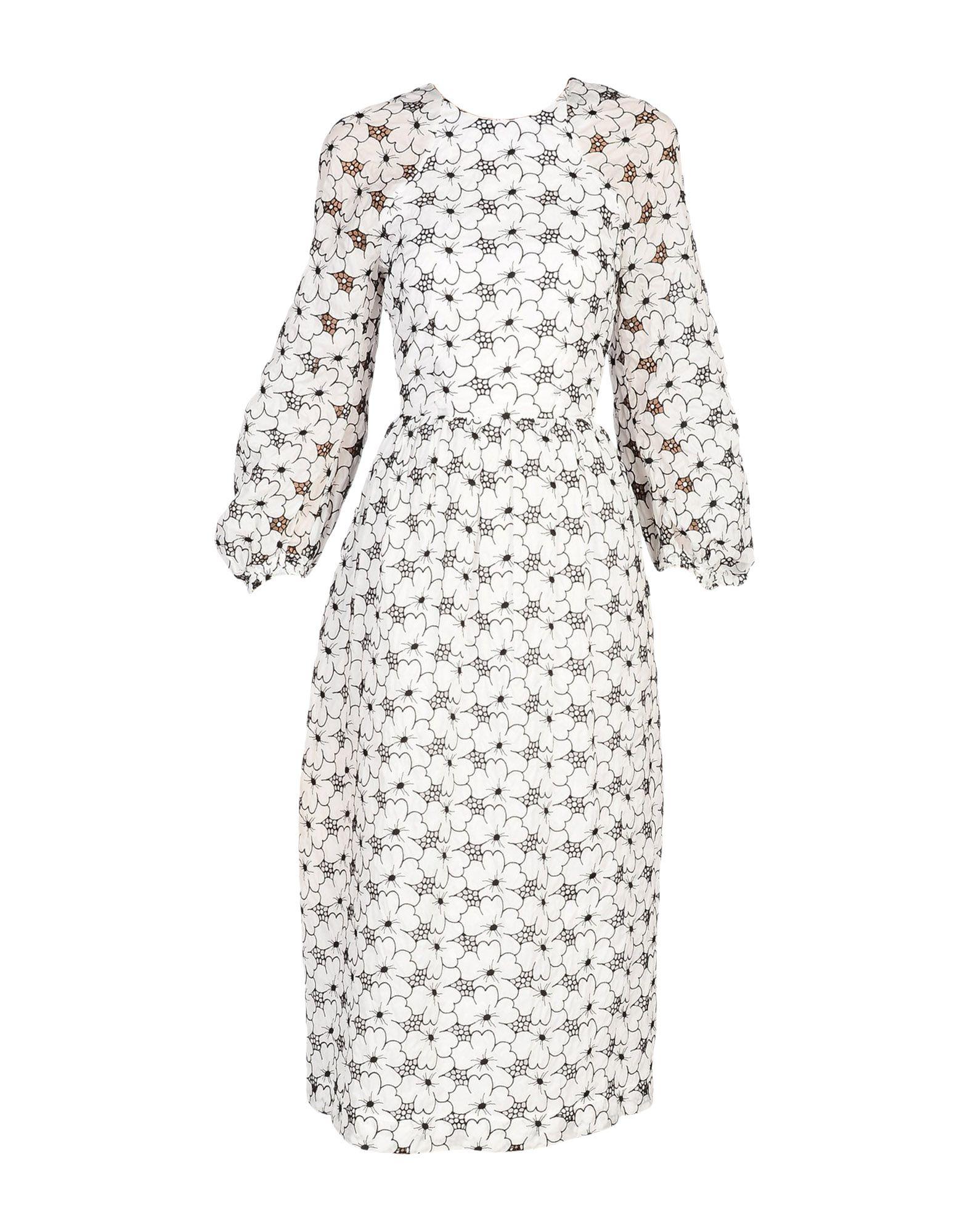 SIMONE ROCHA Платье длиной 3/4 lisa corti платье длиной 3 4