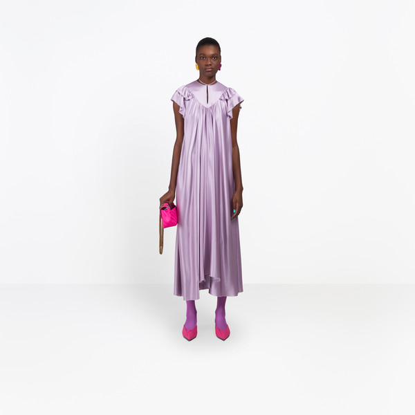 BALENCIAGA Dress D Flou Dress g