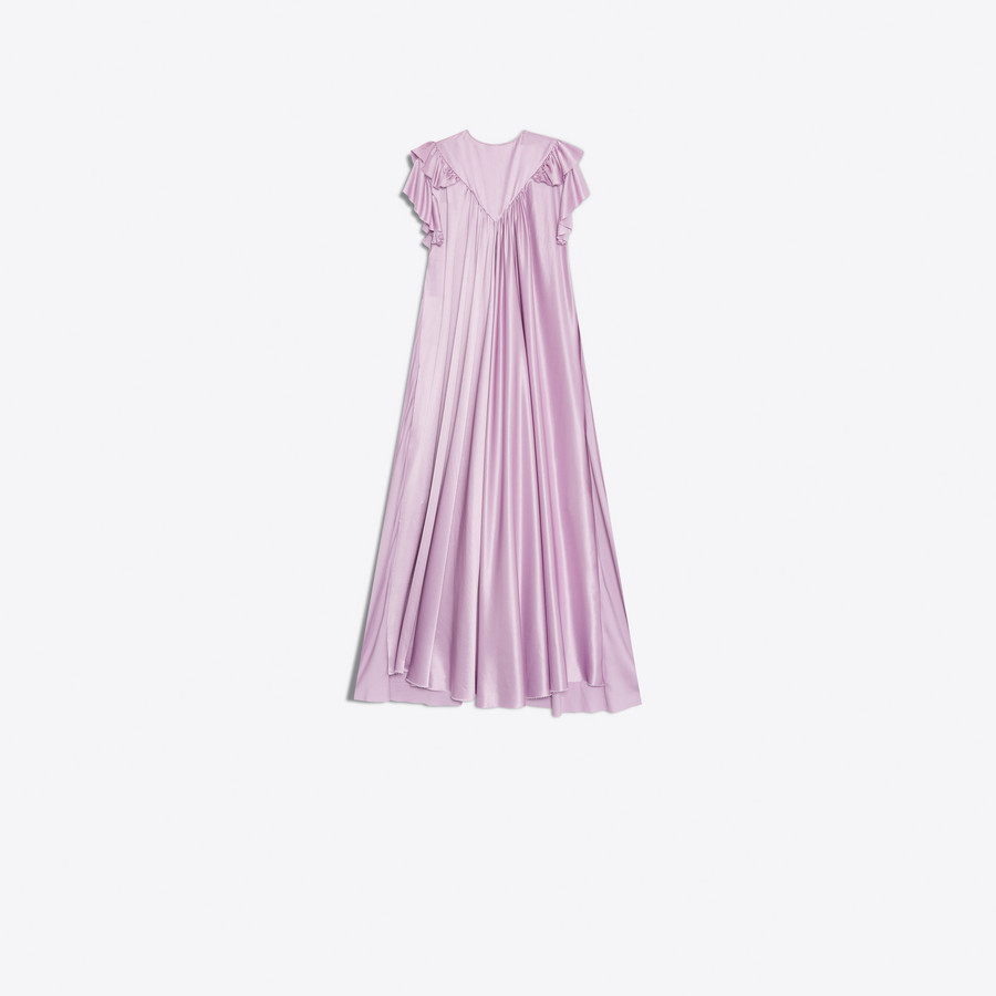 BALENCIAGA Flou Dress Dress D f