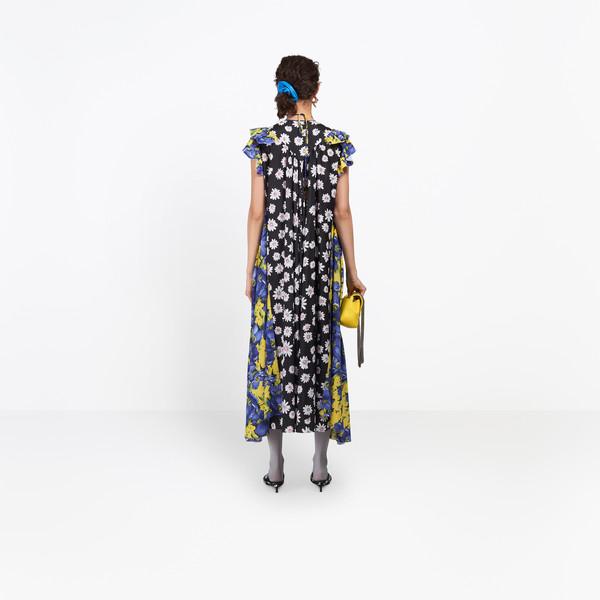 BALENCIAGA Dress Woman Flou Dress h
