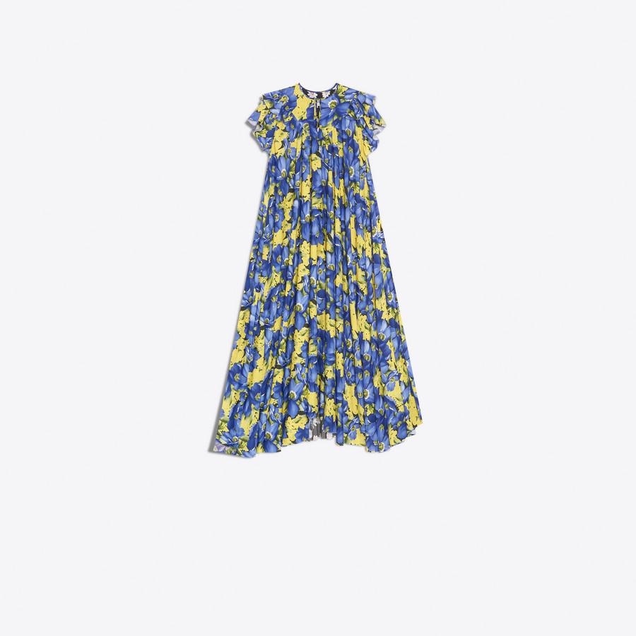 BALENCIAGA Flou Dress Dress Woman f