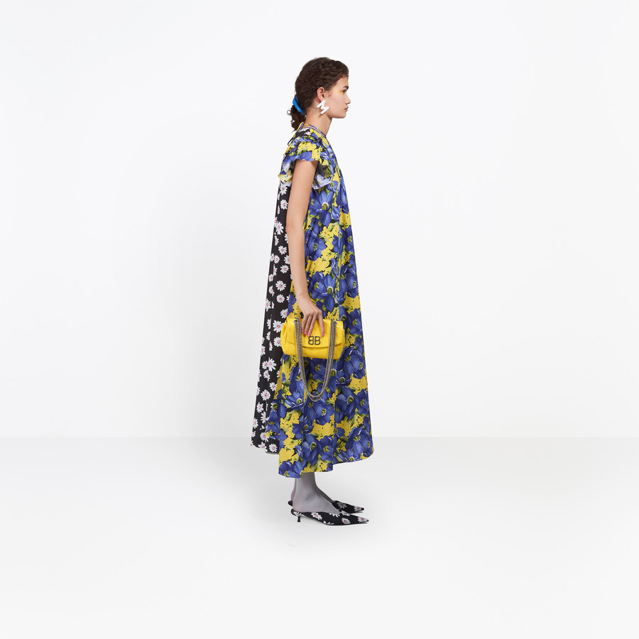 BALENCIAGA Flou Dress Dress Woman i