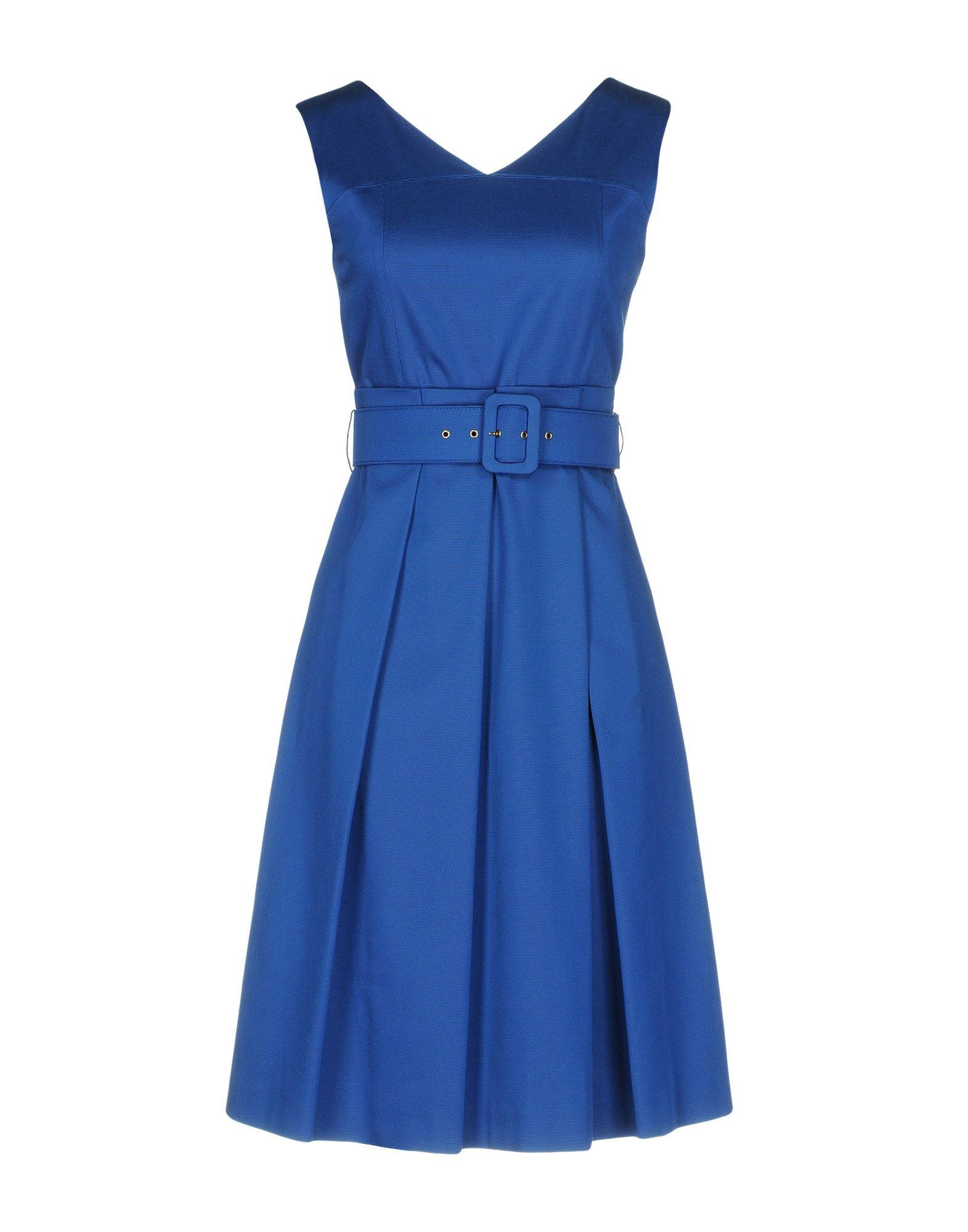 цена MARELLA Платье до колена онлайн в 2017 году