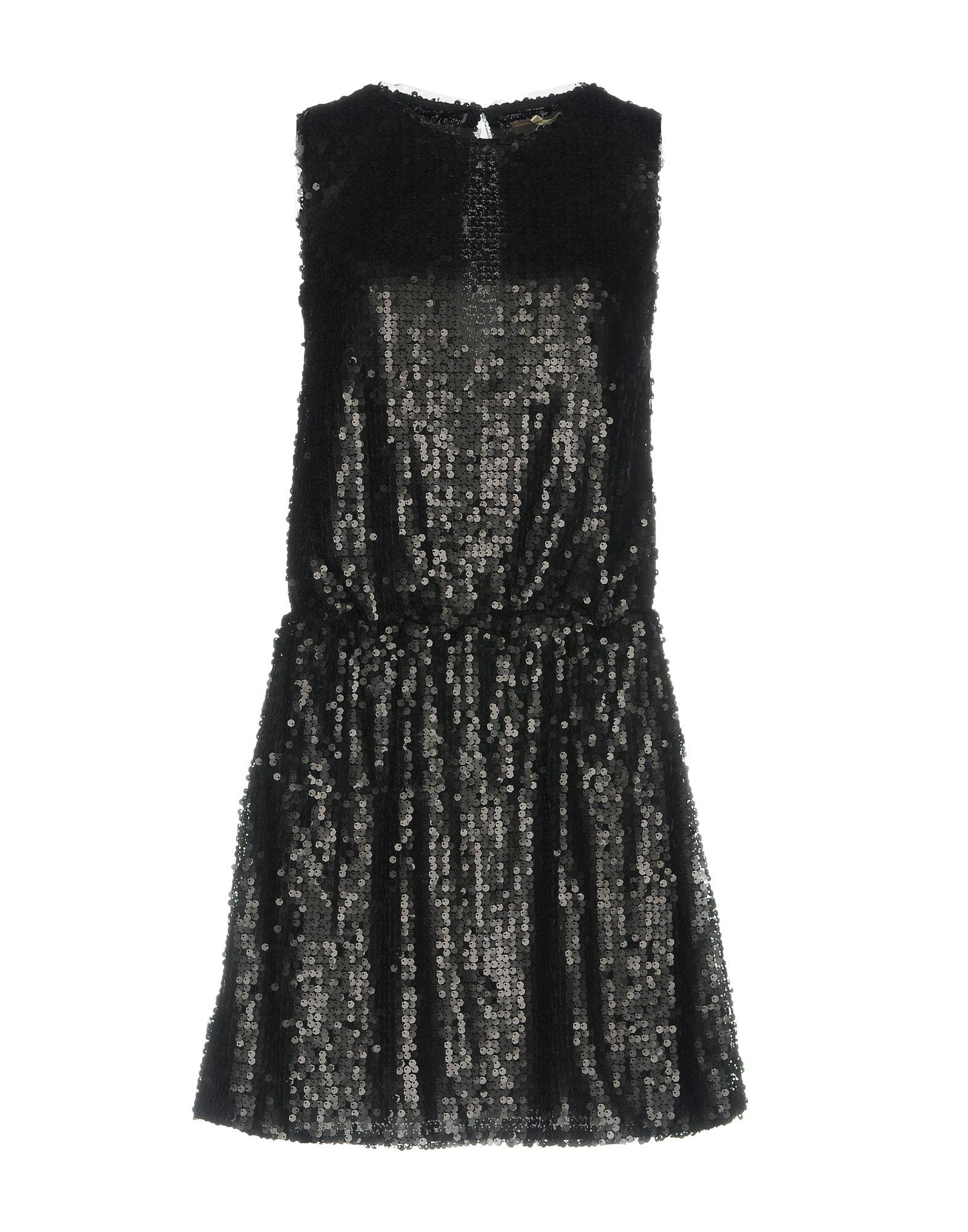 ATELIER FIXDESIGN Короткое платье l atelier de la mode by patricia forgeal короткое платье