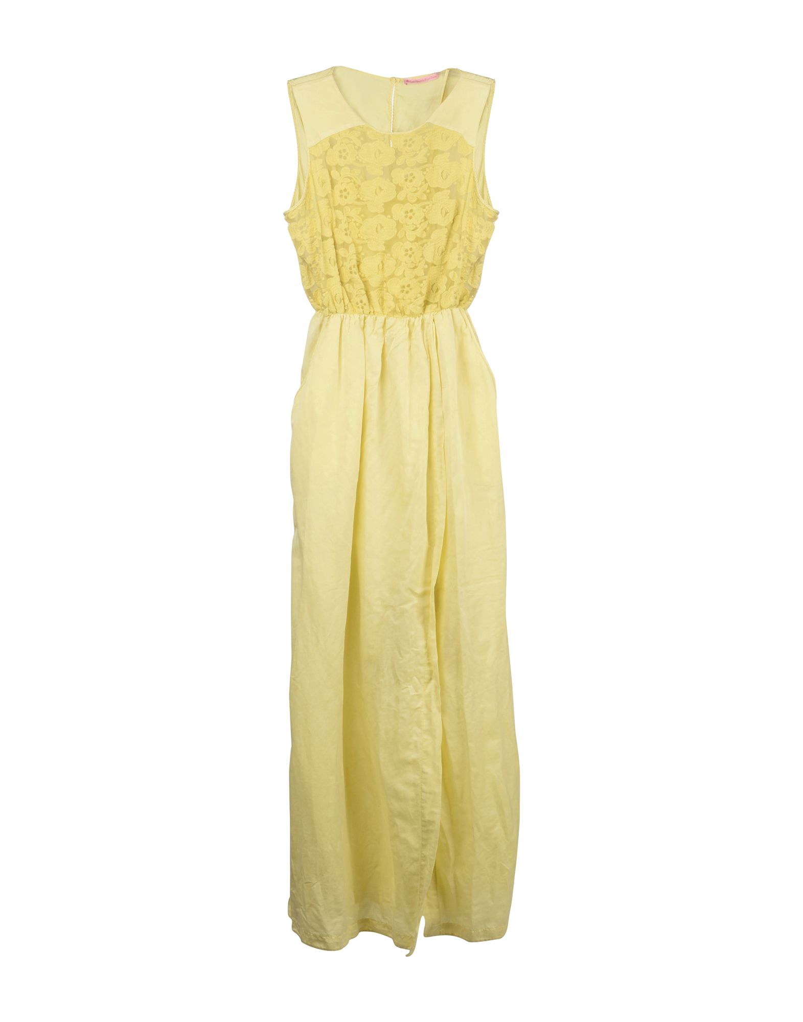 CQFP Длинное платье платье короткое спереди длинное сзади летнее