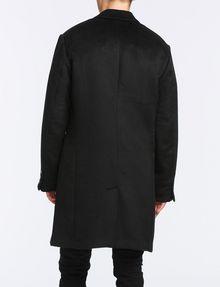 ARMANI EXCHANGE TAILORED WOOL TOPCOAT Coat Man r