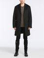 ARMANI EXCHANGE TAILORED WOOL TOPCOAT Coat Man a