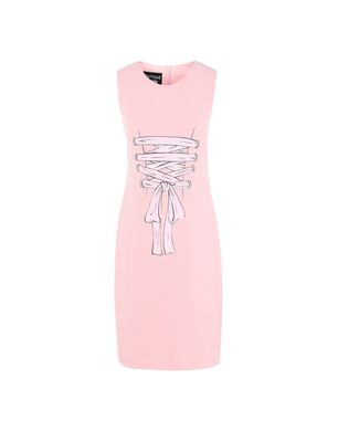 BOUTIQUE MOSCHINO Short Dresses, Pink