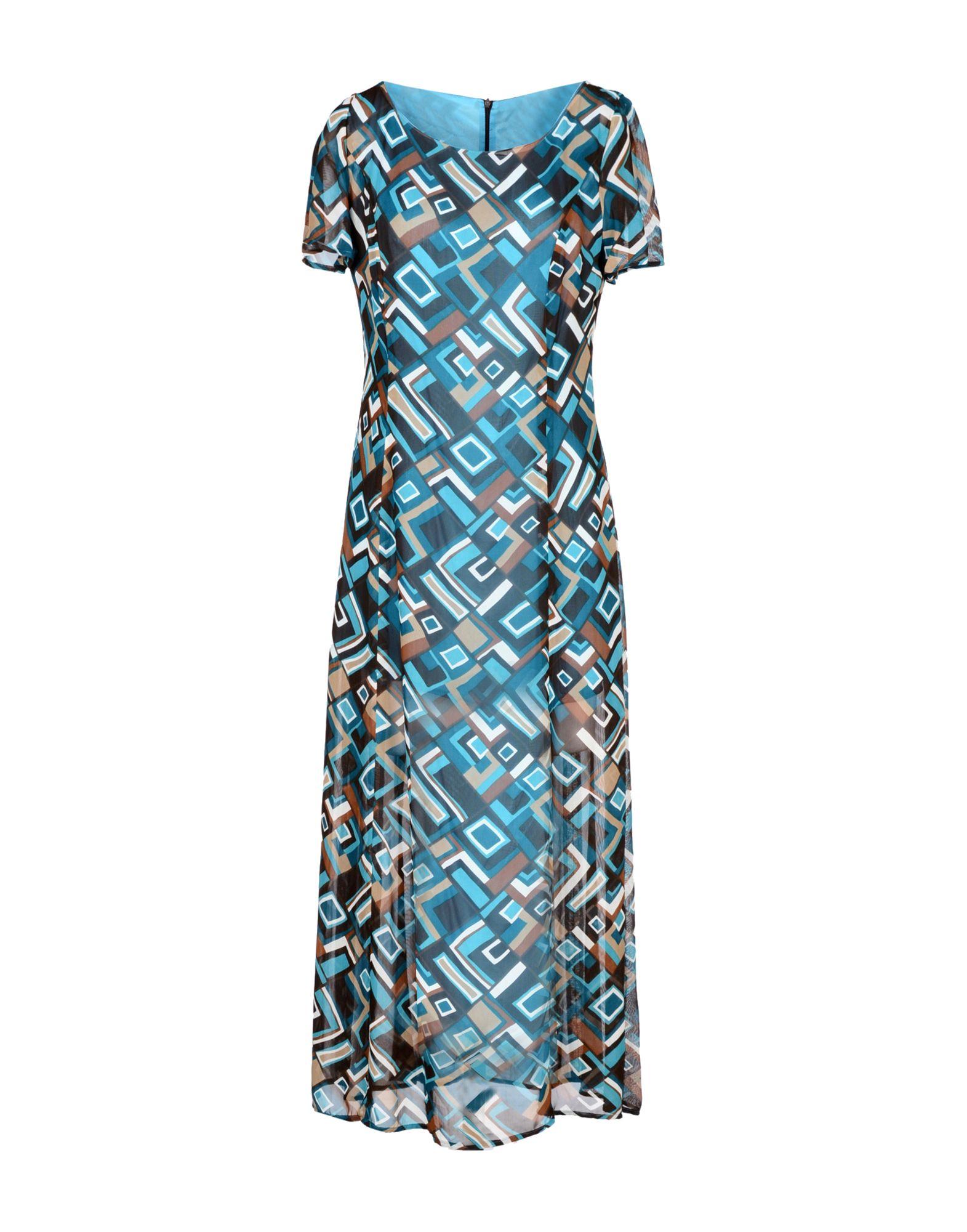 MARIELLA BURANI Длинное платье burani сумки кожаные