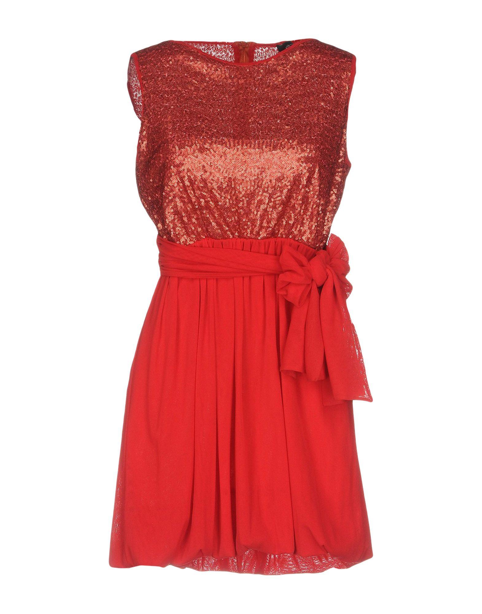 ALESSANDRO LEGORA Короткое платье alessandro birutti сумка ат 13 169 1 красн симф