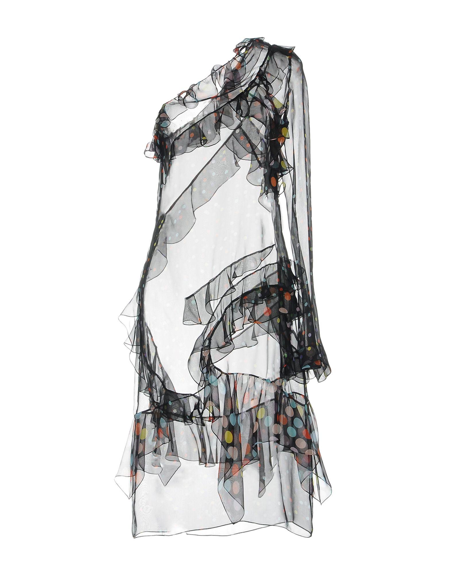 GIVENCHY Платье до колена givenchy сумка на плечо