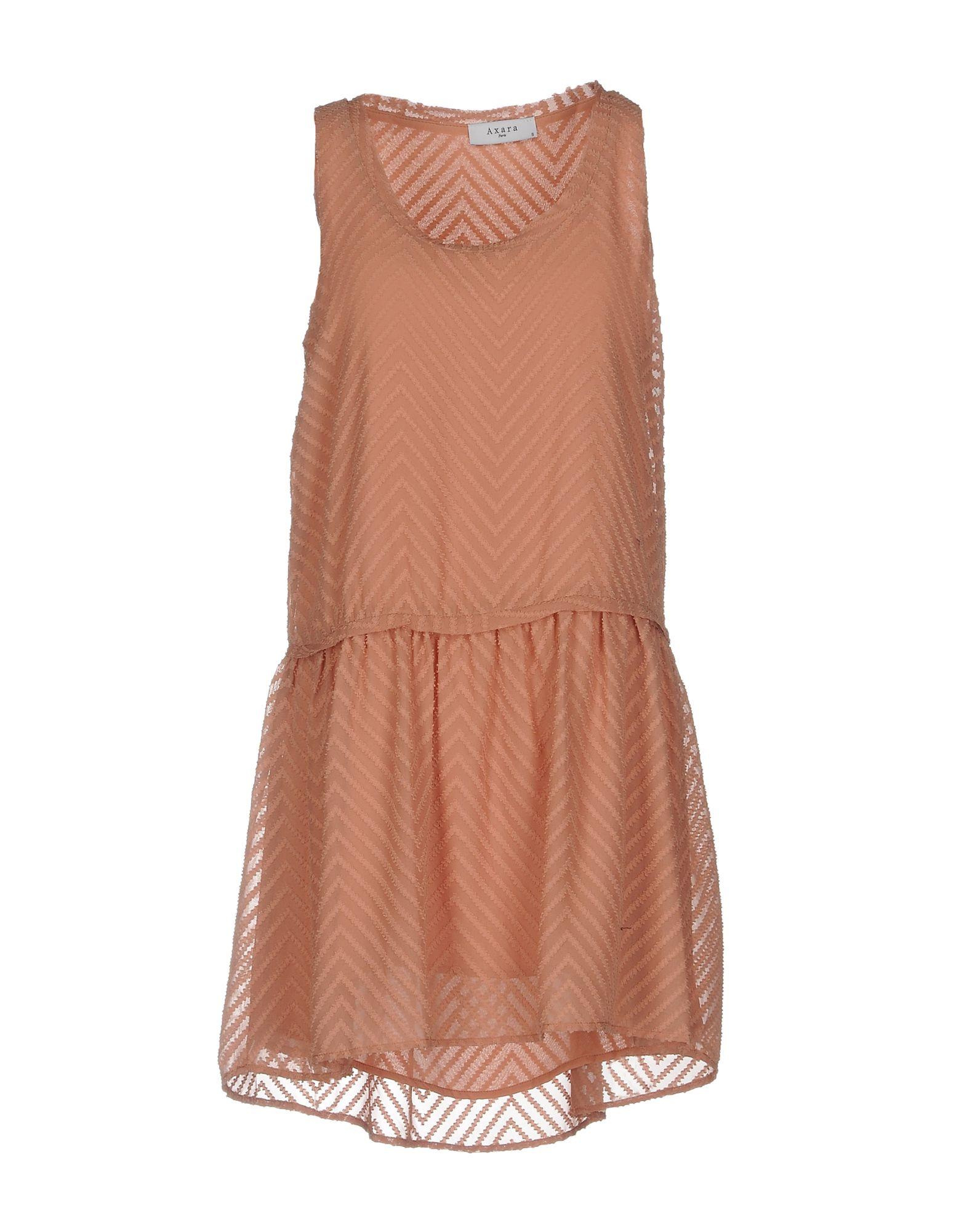 AXARA PARIS Короткое платье цена 2017