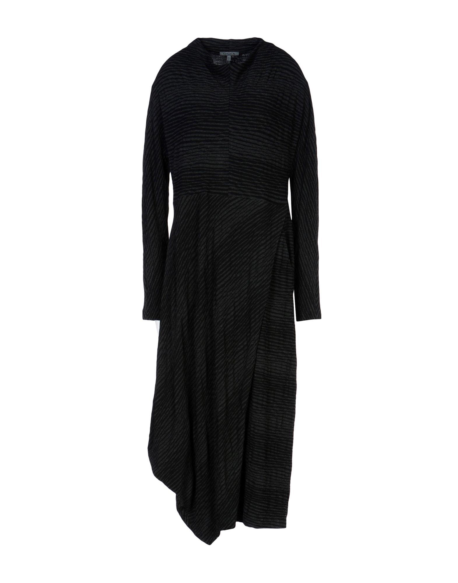 OSKA Платье длиной 3/4 tenax платье длиной 3 4