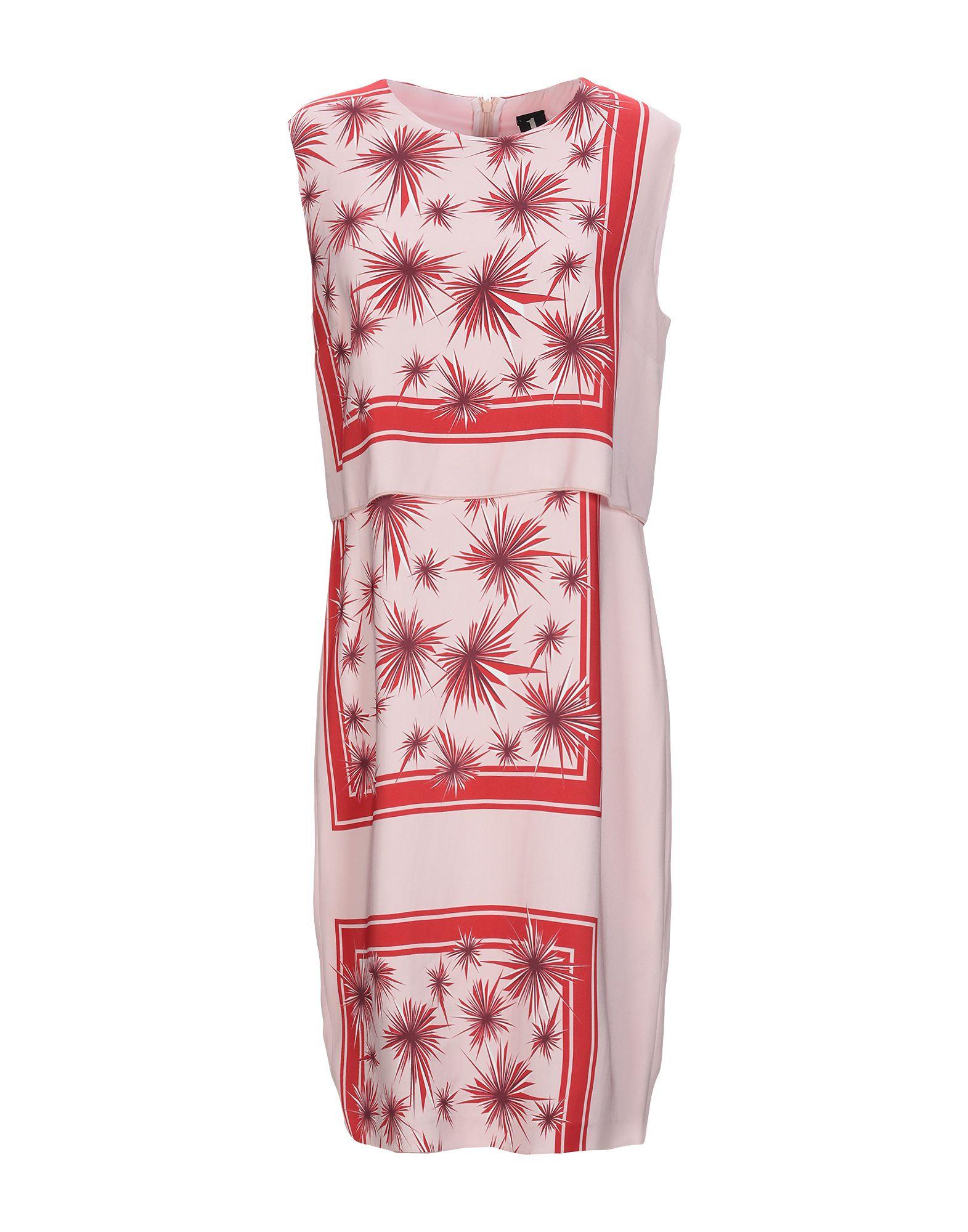 1-ONE Короткое платье платье
