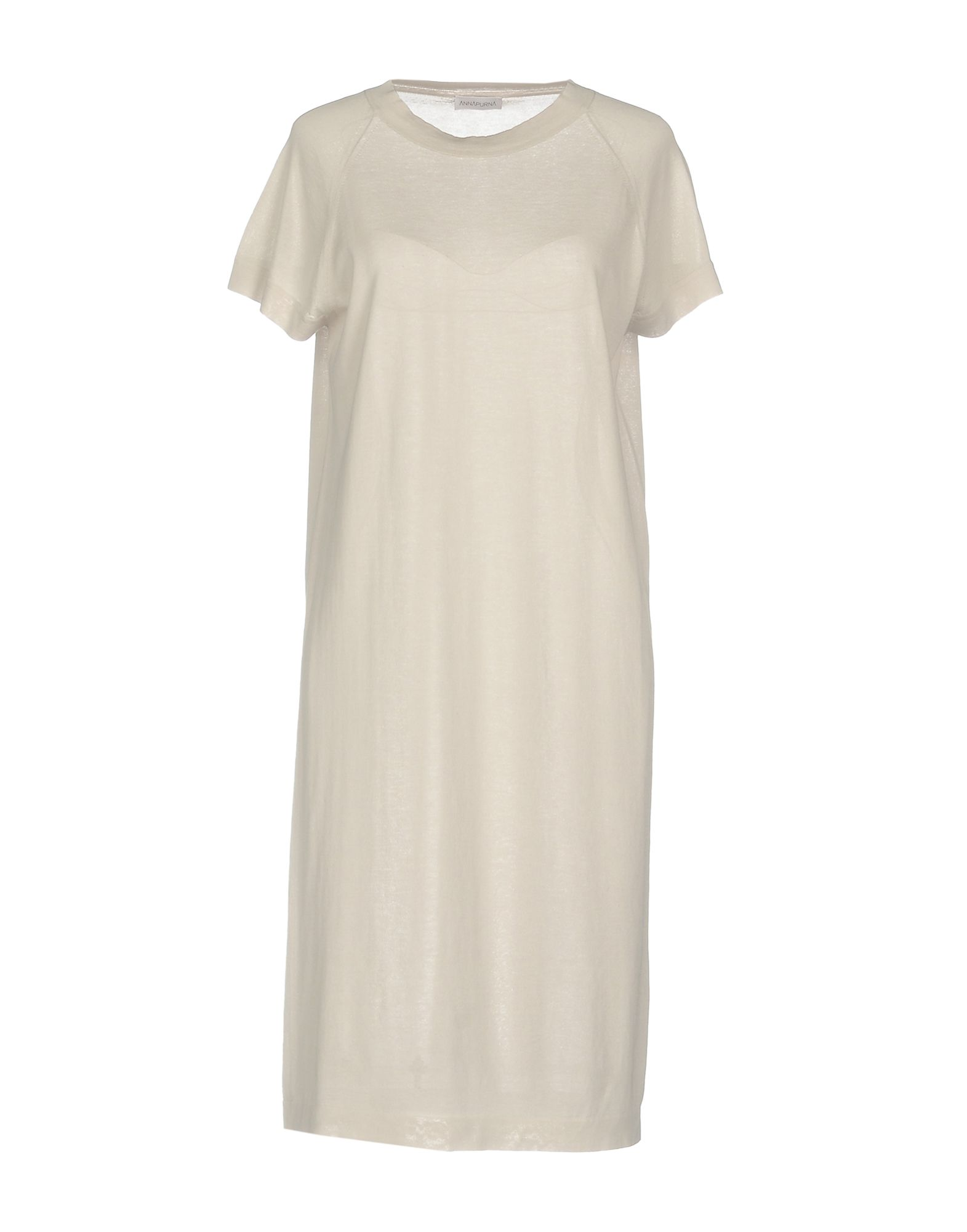 ANNAPURNA Платье до колена вязаное платье