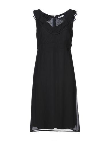 Фото - Платье до колена от LUCKYLU  Milano черного цвета