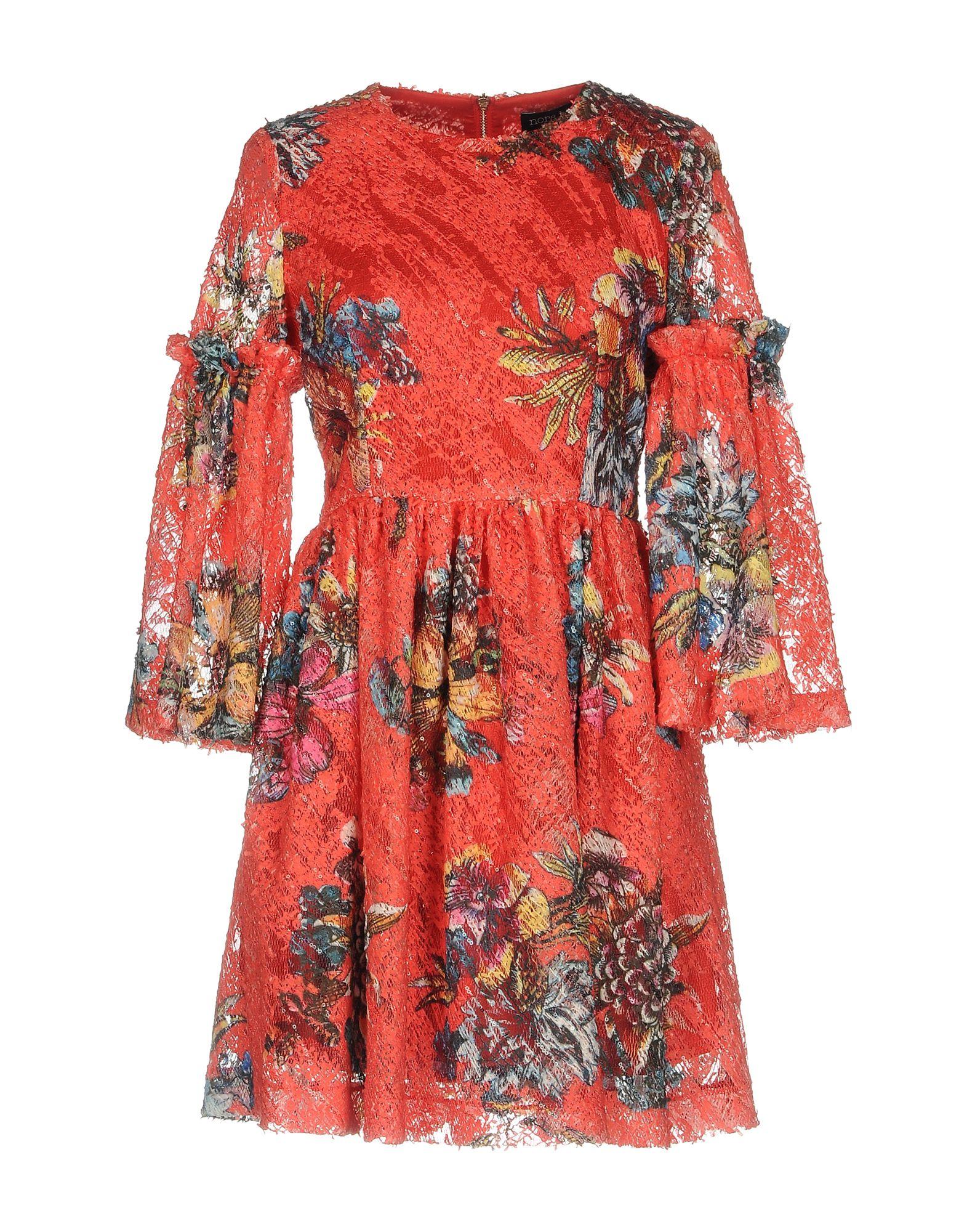 NORA BARTH Короткое платье nora barth платье до колена