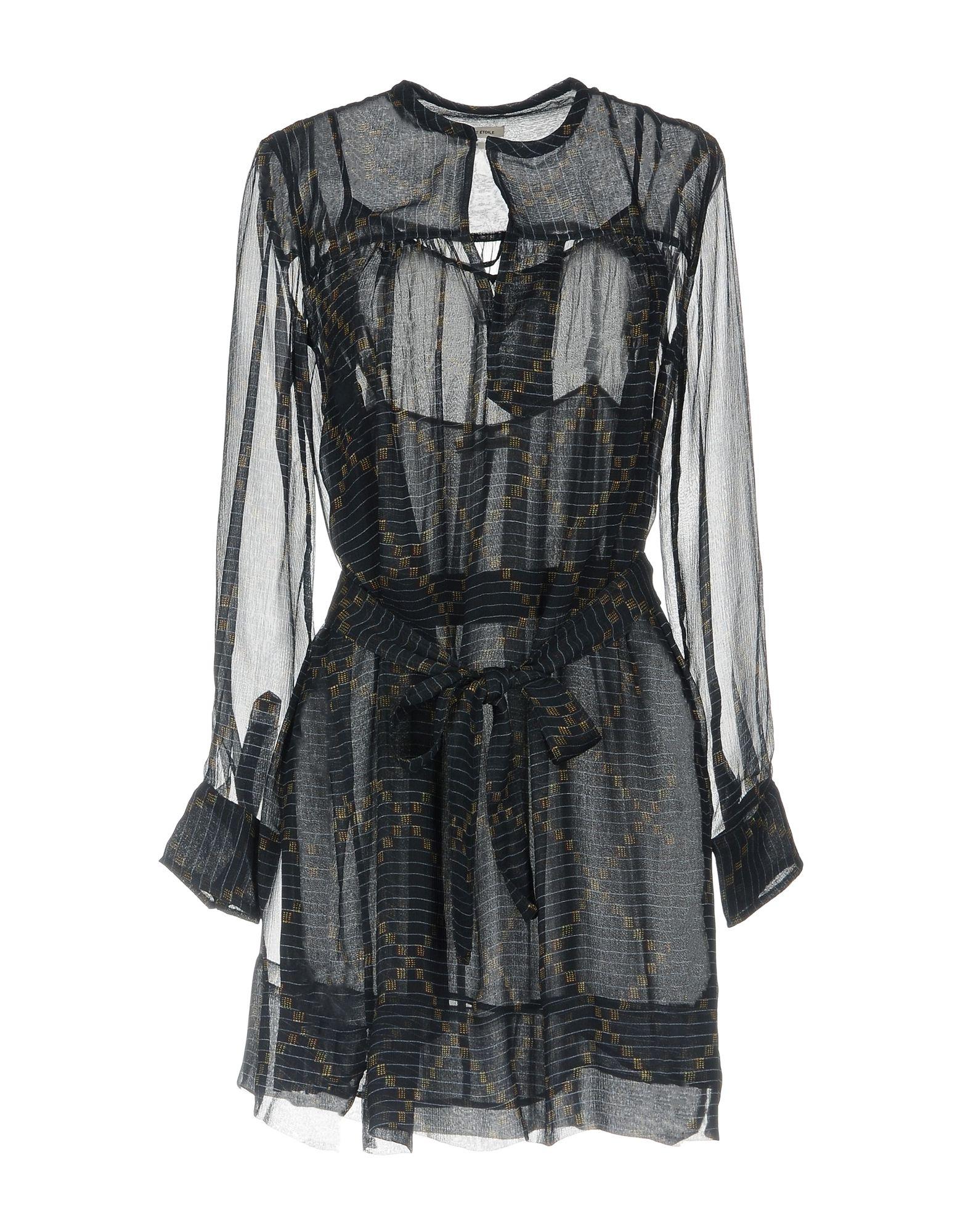 ISABEL MARANT ÉTOILE Короткое платье стоимость