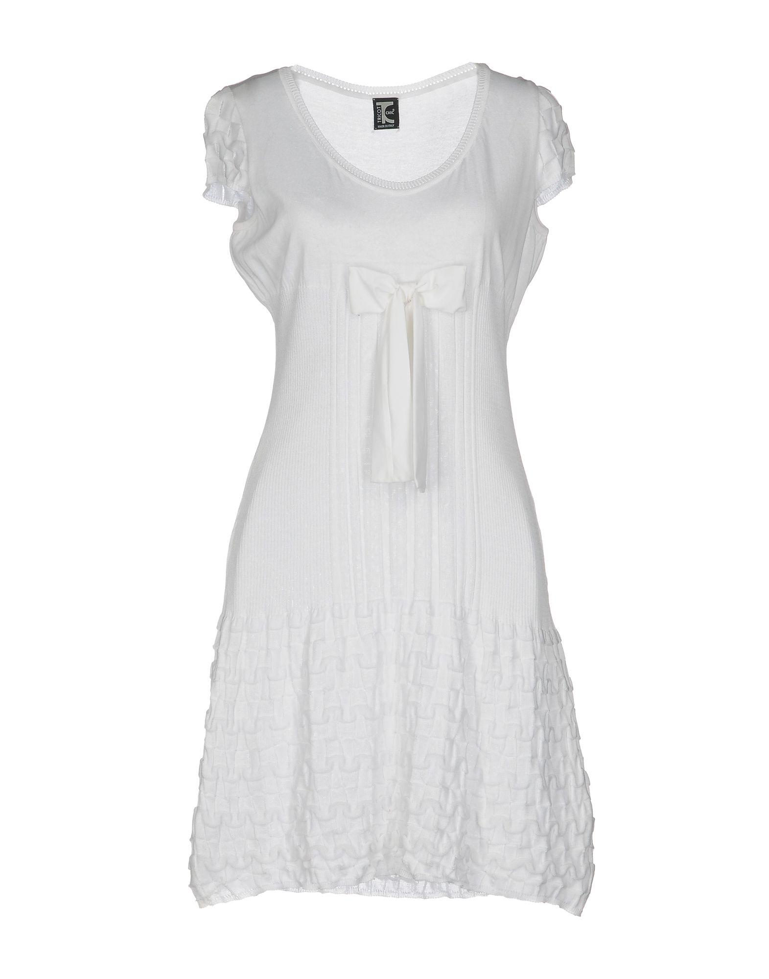 TRICOT CHIC Короткое платье