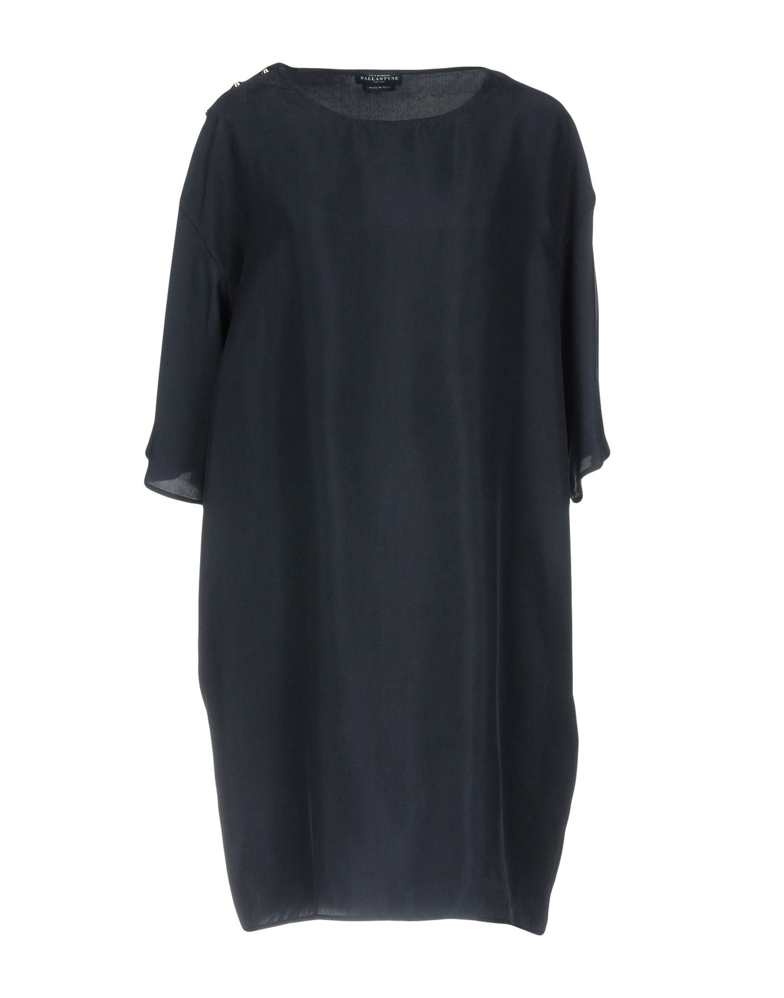 BALLANTYNE Короткое платье ballantyne платье до колена